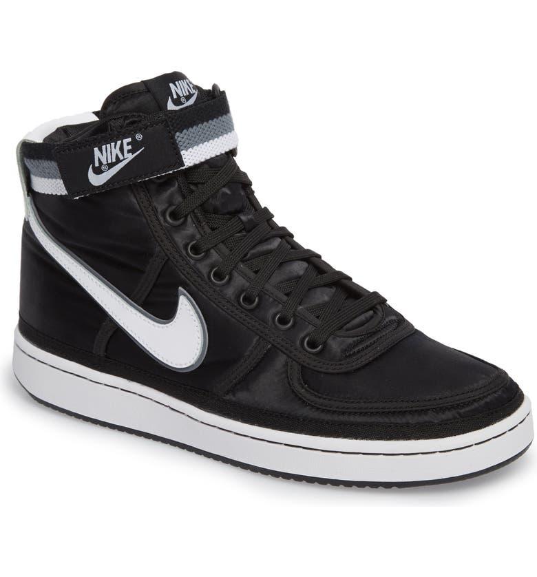 meet 44e5b 0c73c NIKE Vandal High Supreme High Top Sneaker, Main, color, 001