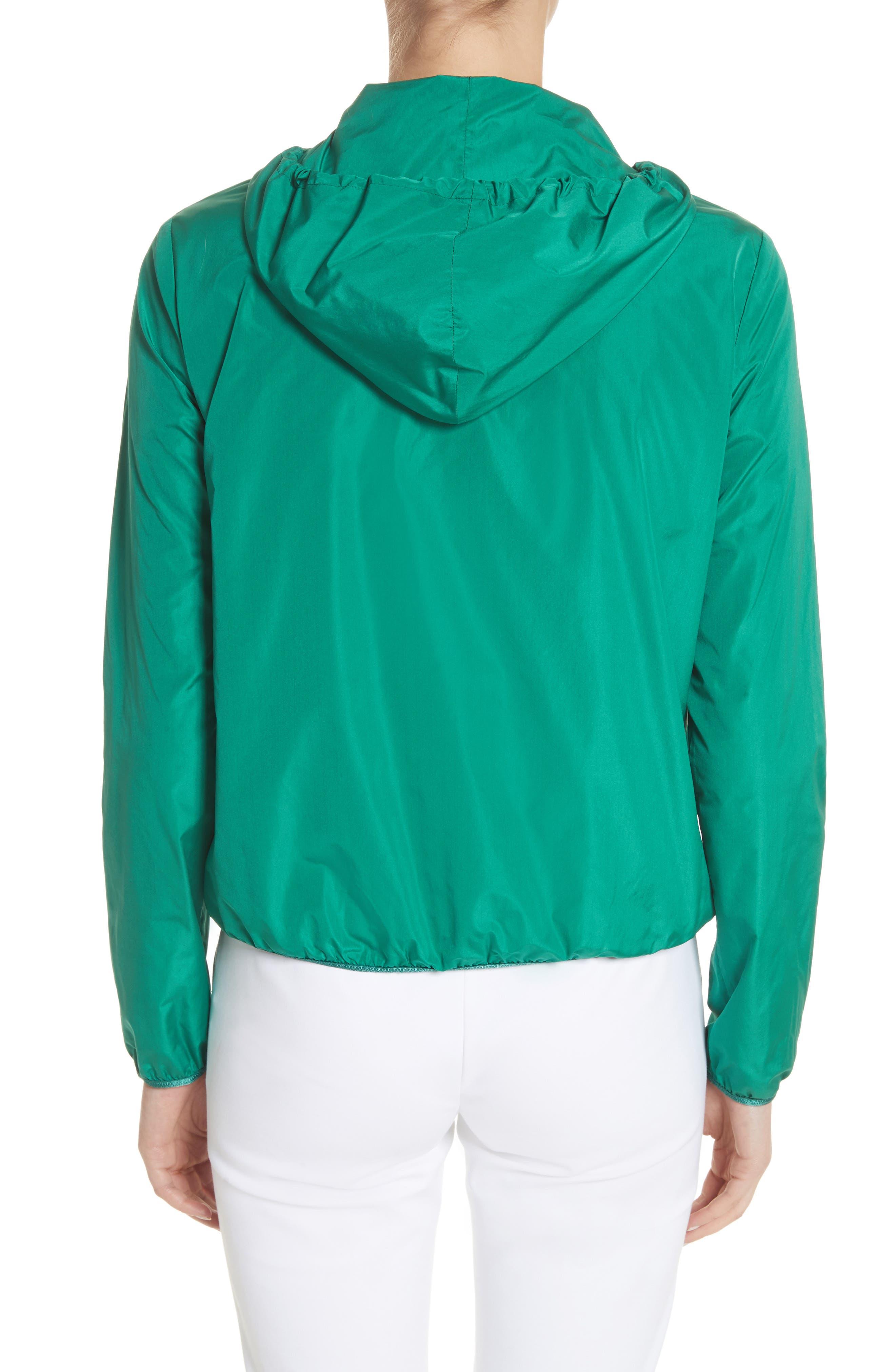 Lightweight Taffeta Hooded Jacket,                             Alternate thumbnail 2, color,                             310