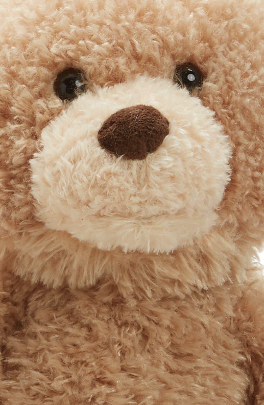 Baby Gund 'Peekaboo' Bear,                             Alternate thumbnail 5, color,                             NO COLOR