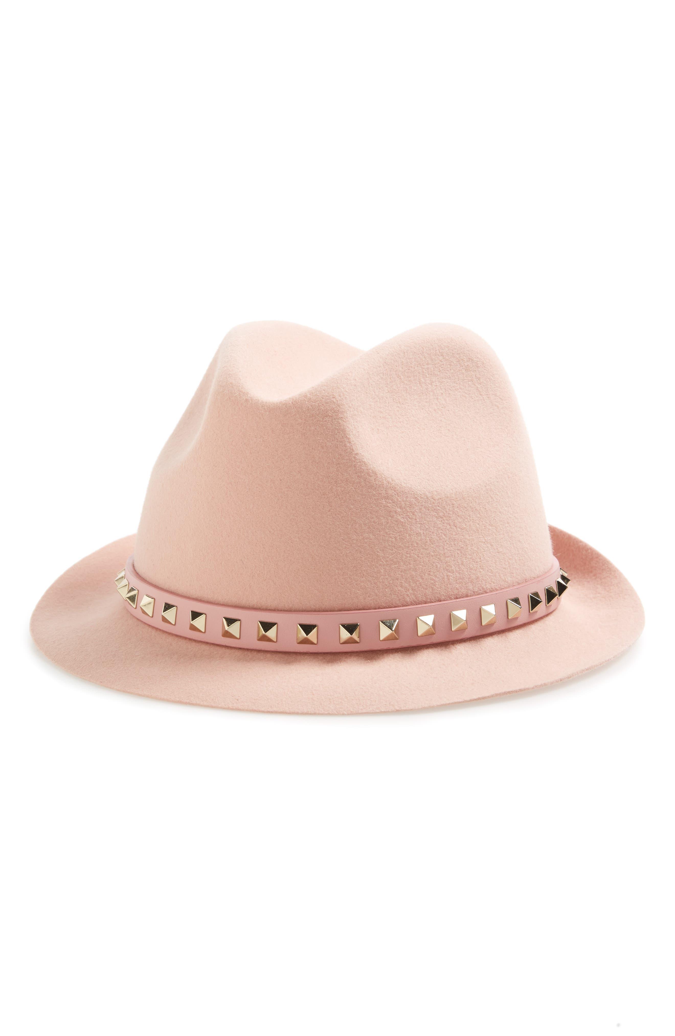 Fur Felt Hat,                         Main,                         color, LOTO/ LOT