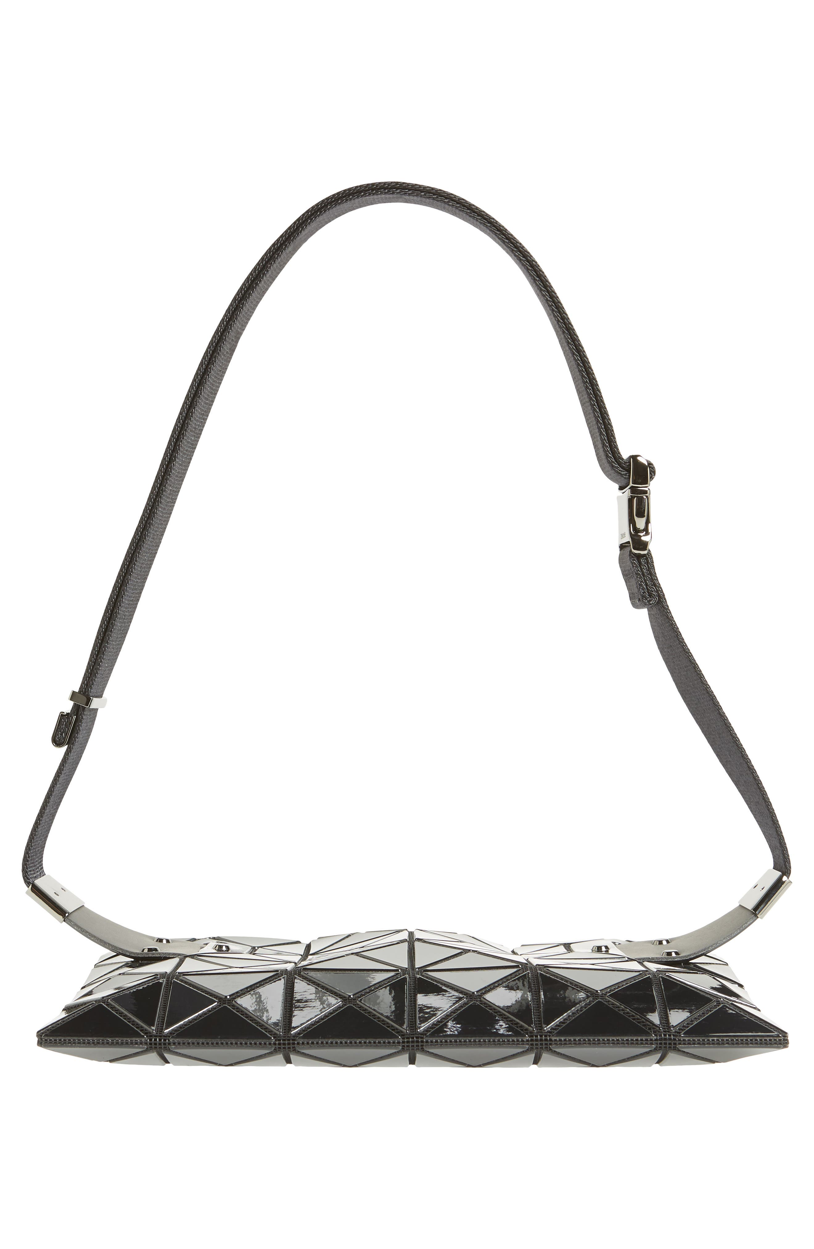 Prism Belt Bag,                             Alternate thumbnail 7, color,                             BLACK