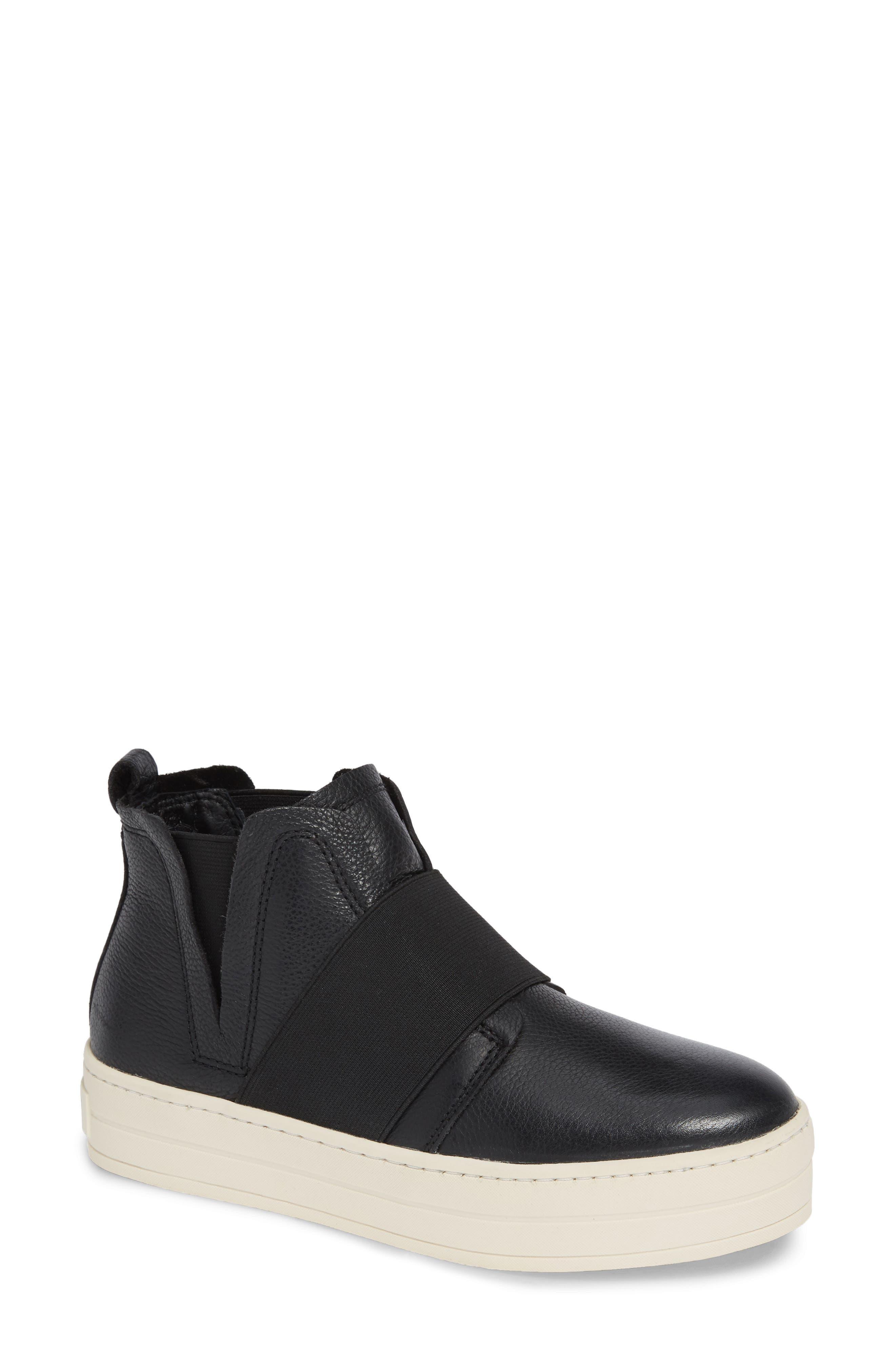 Jslides Holland High Top Platform Sneaker