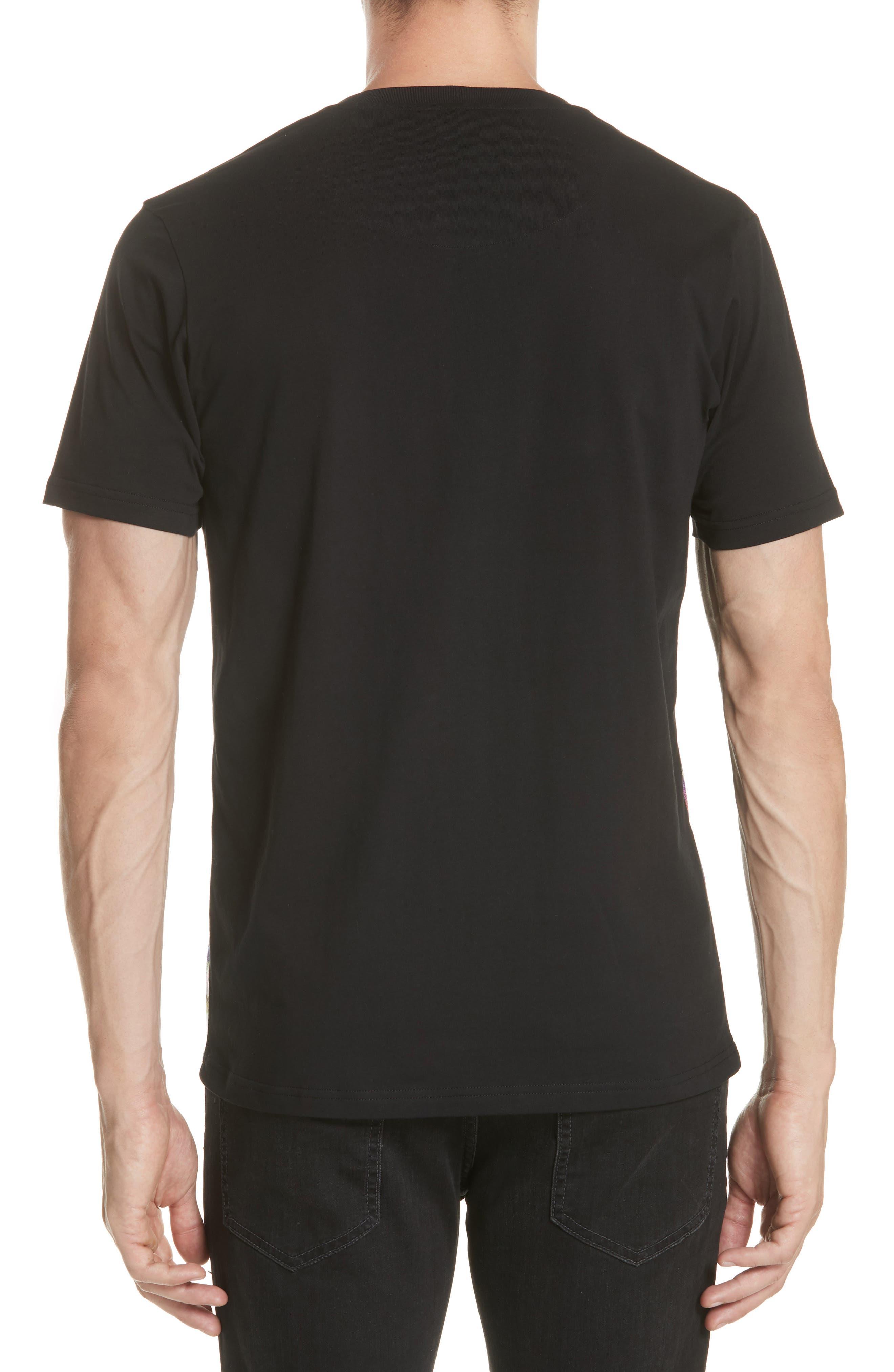 Uomo Print T-Shirt,                             Alternate thumbnail 2, color,                             005