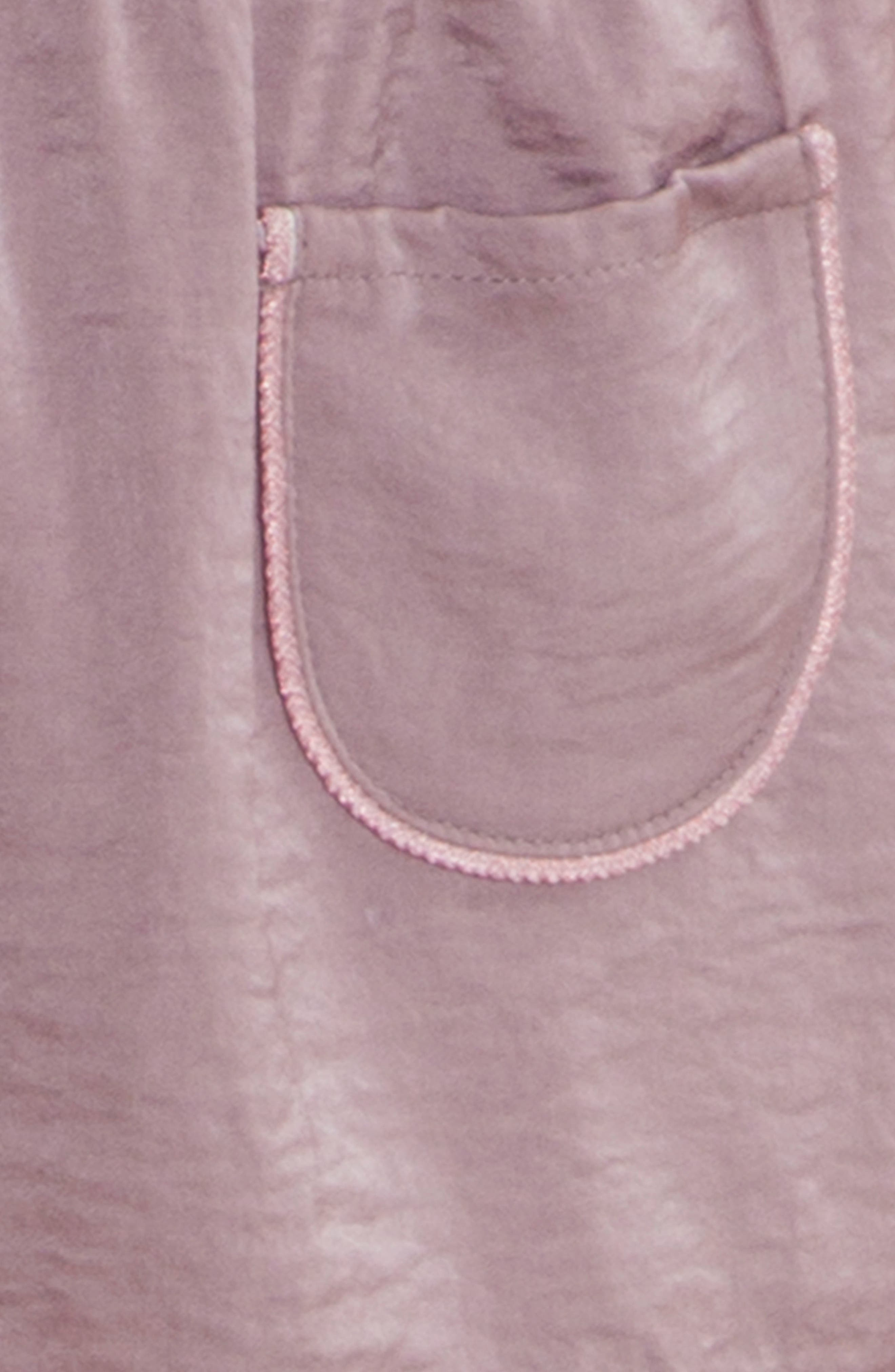 Pajama Shorts,                             Alternate thumbnail 4, color,                             500