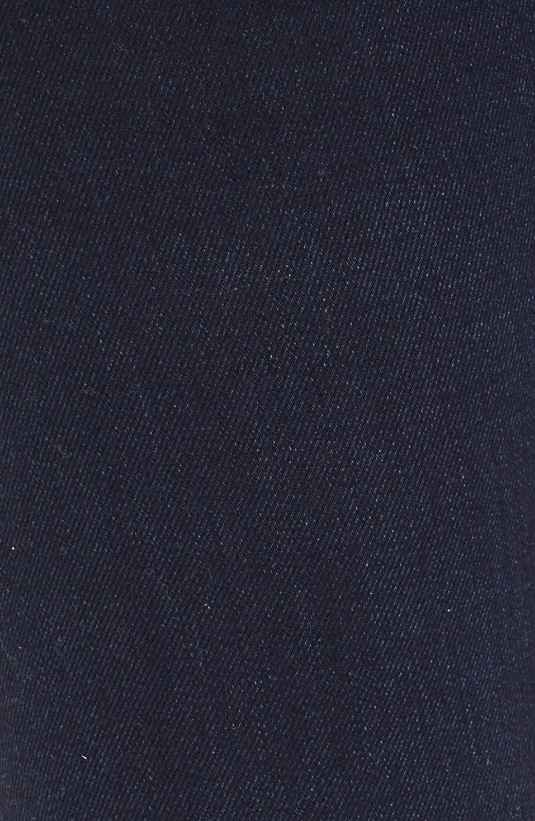 'Nico' Ankle Skinny Jeans,                             Alternate thumbnail 18, color,