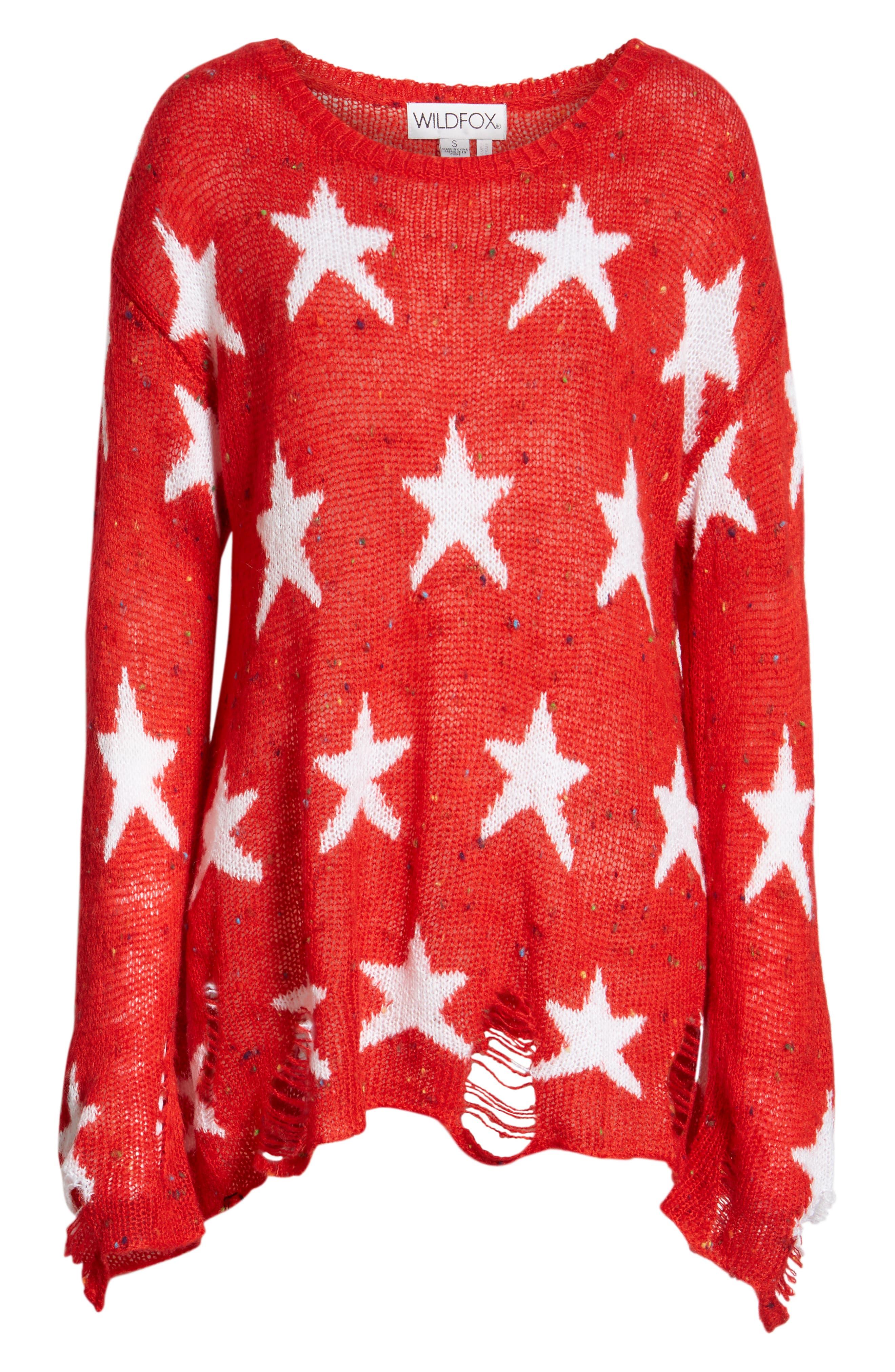 Seeing Stars Lennon Sweater,                             Alternate thumbnail 6, color,                             620
