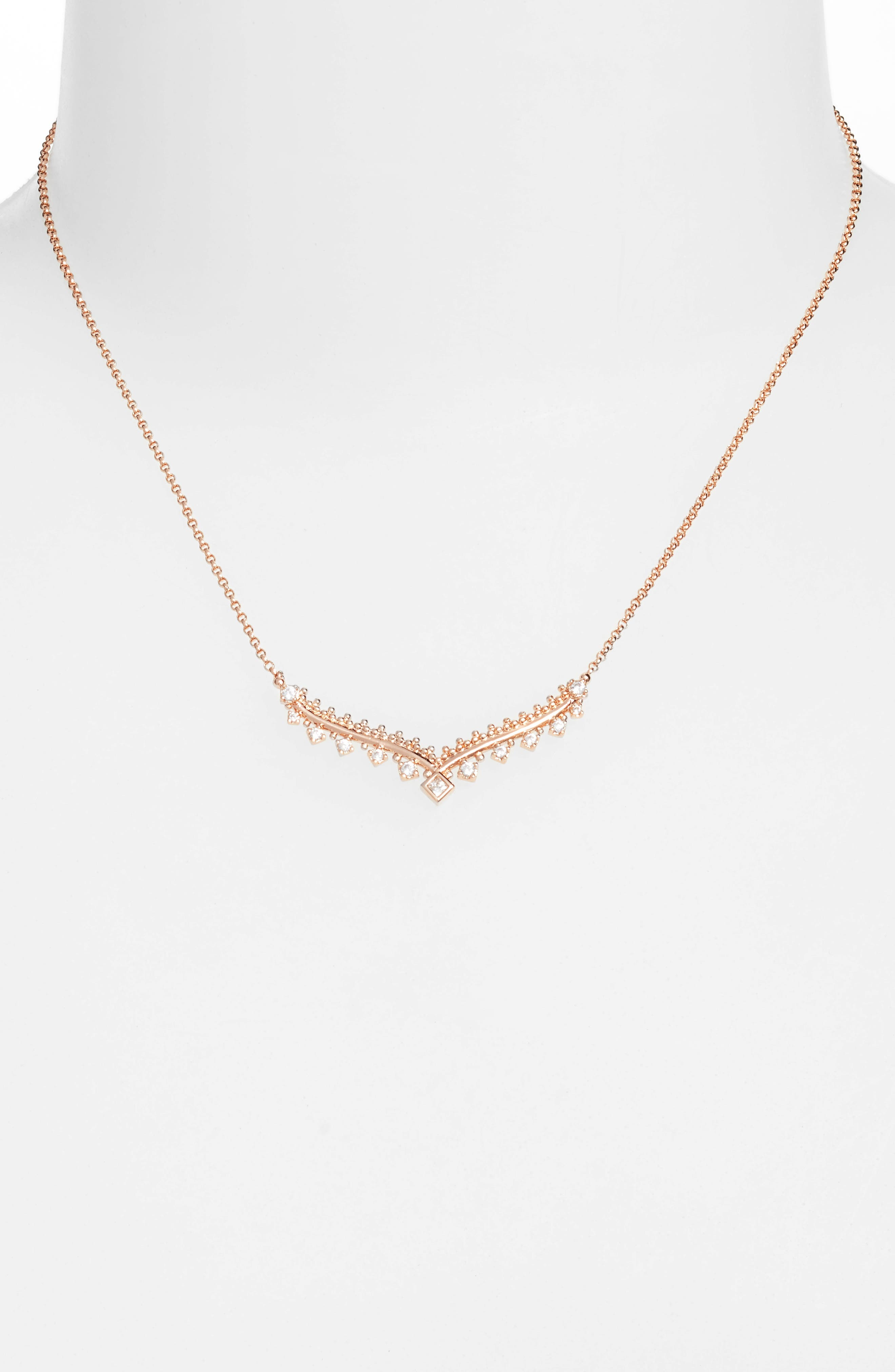 Vern Frontal Necklace,                             Alternate thumbnail 5, color,