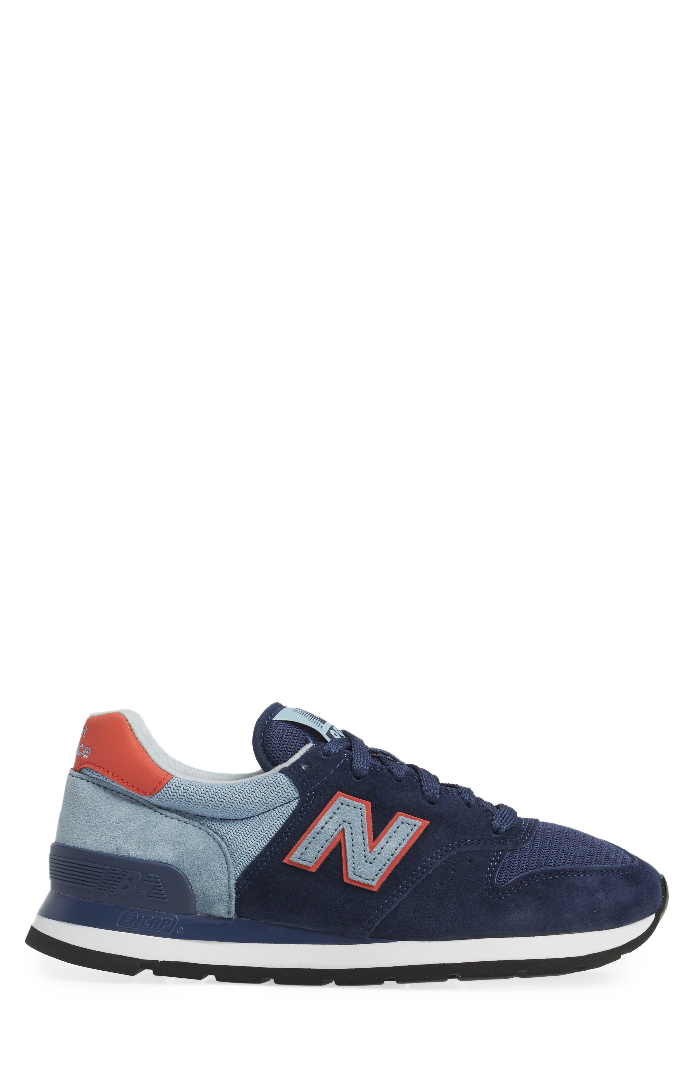 995 Sneaker,                             Alternate thumbnail 3, color,