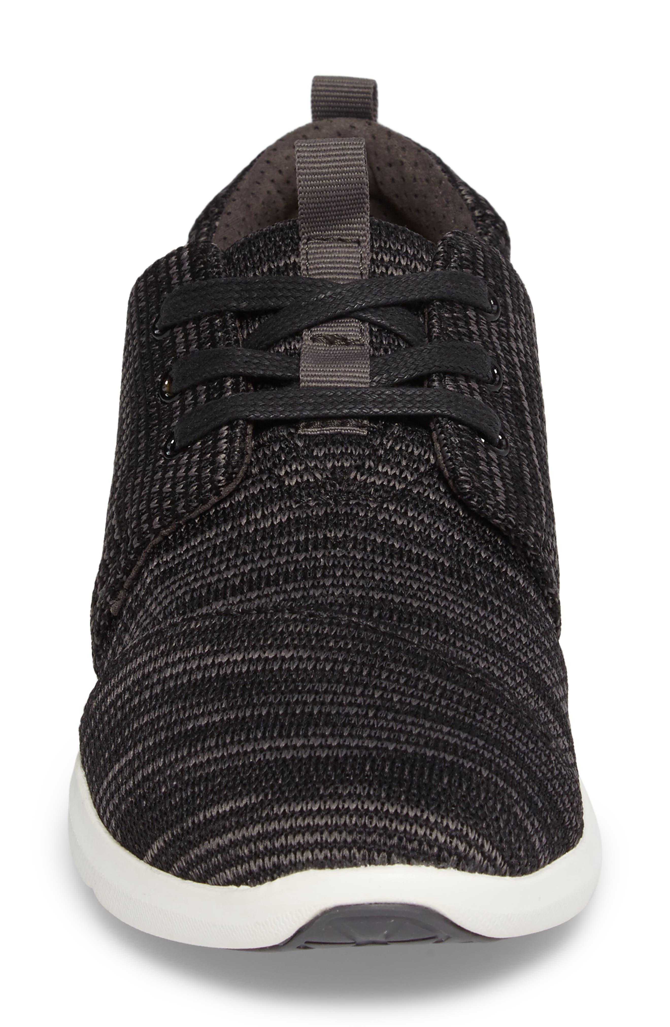 TOMS,                             'Del Ray' Sneaker,                             Alternate thumbnail 4, color,                             001