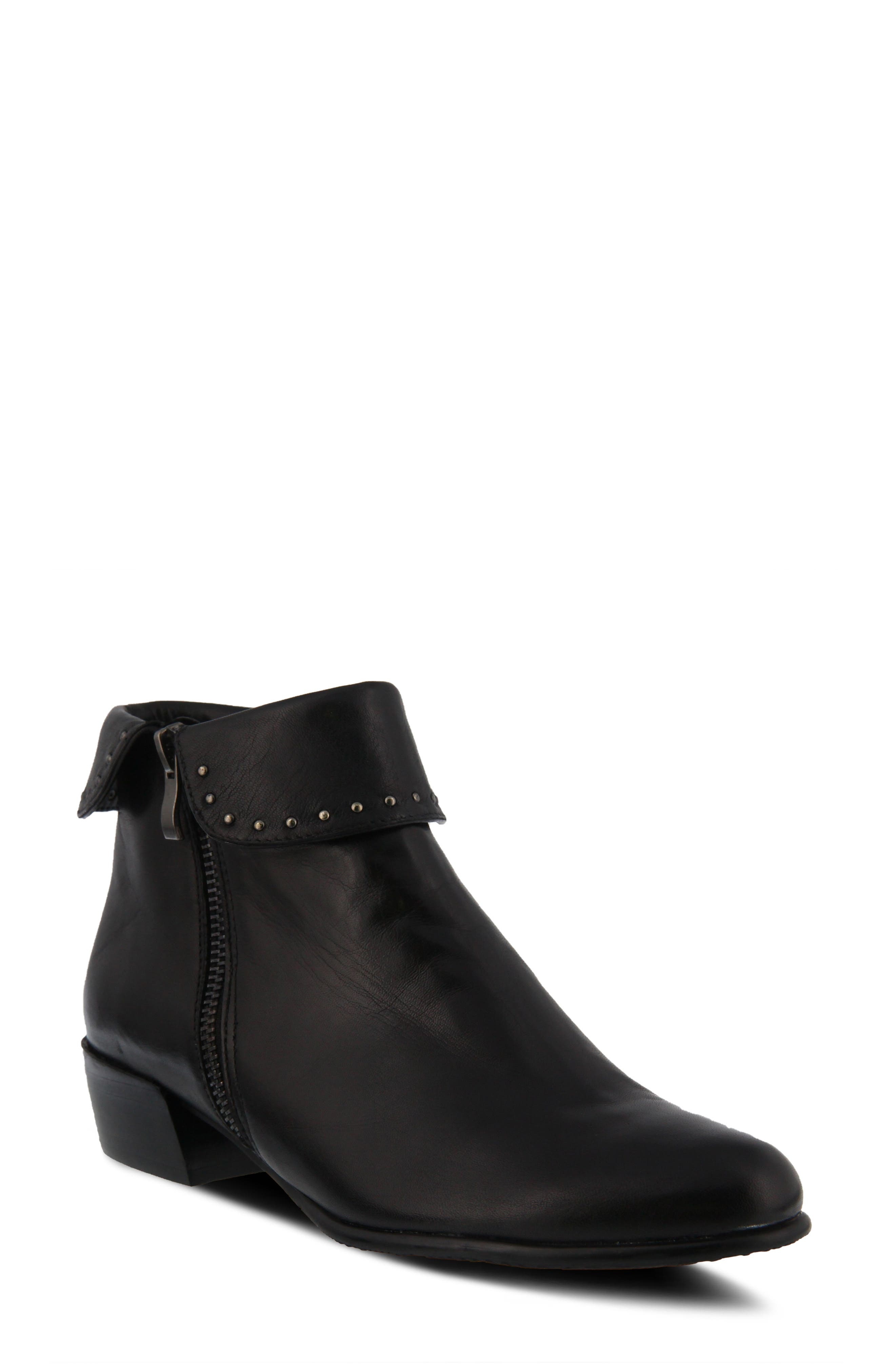 Spring Step Deandrala Bootie - Black