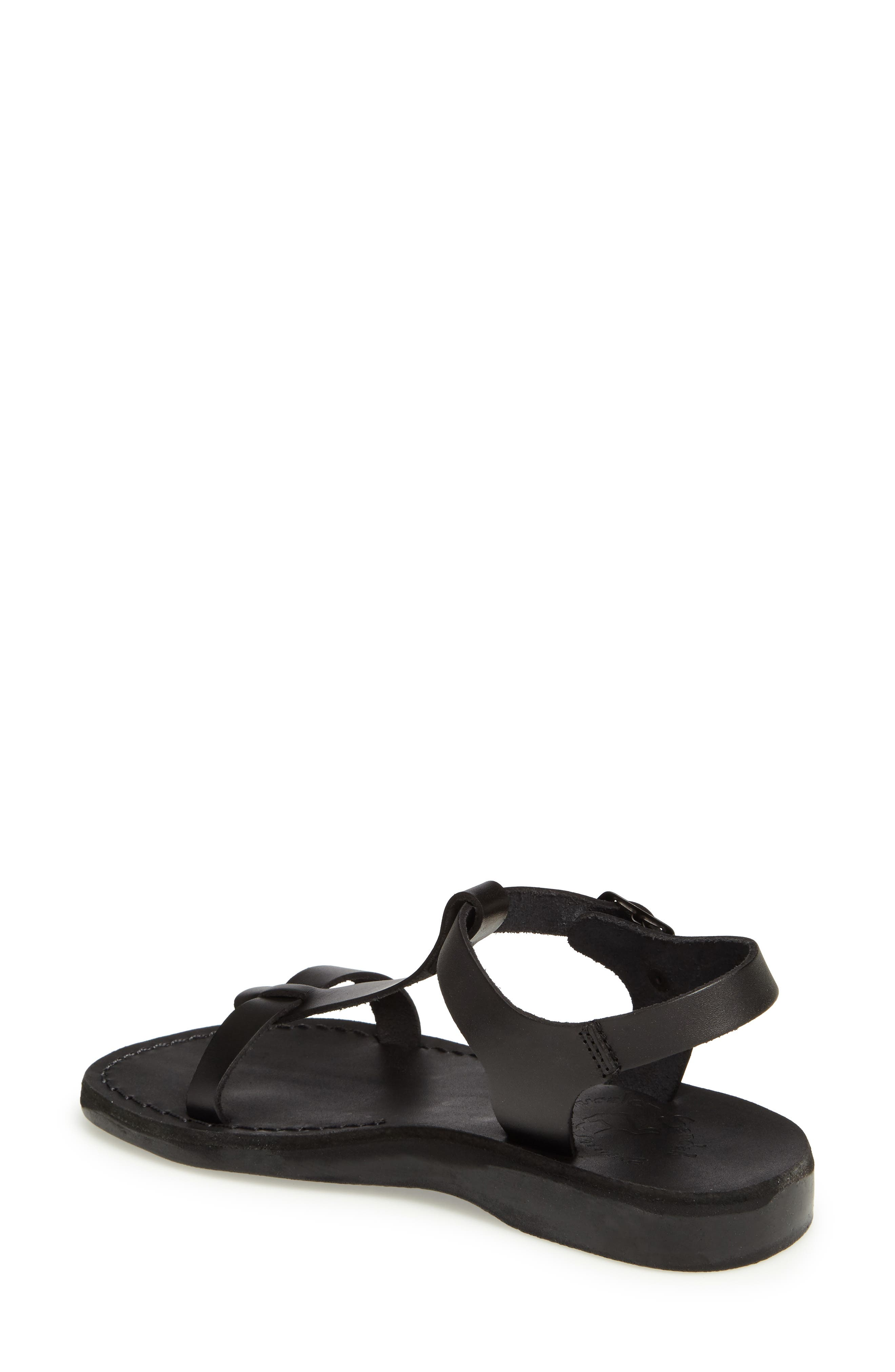 Bathsheba T-Strap Sandal,                             Alternate thumbnail 2, color,                             001