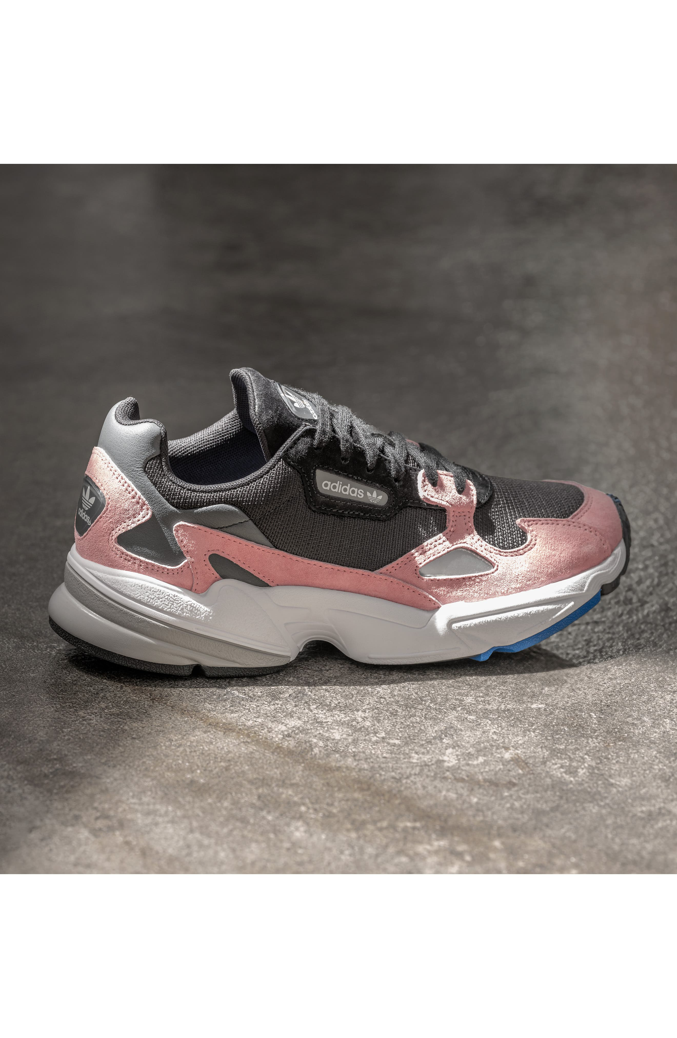 Falcon Sneaker,                             Alternate thumbnail 8, color,                             001