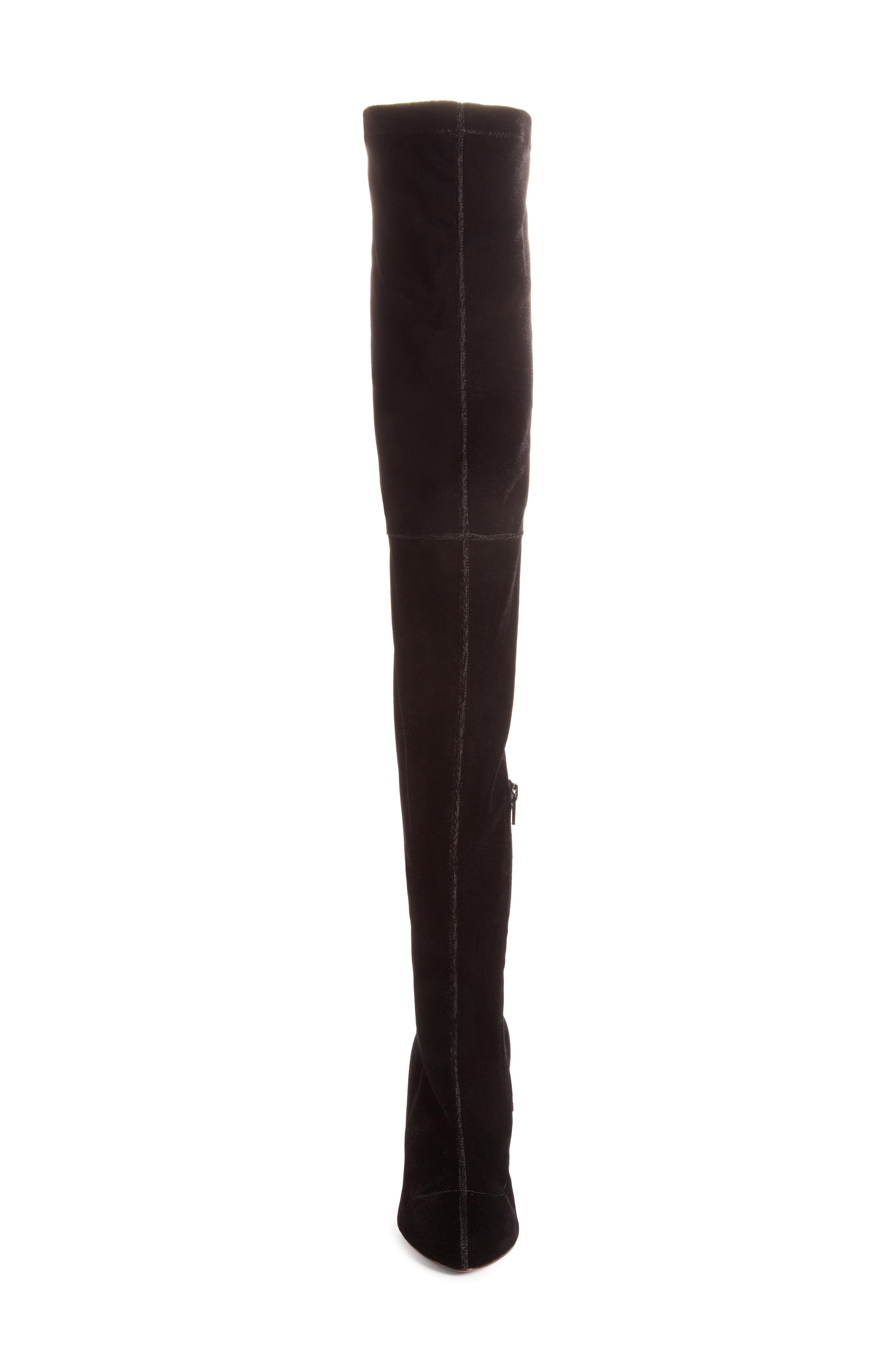 Classe Over the Knee Boot,                             Alternate thumbnail 4, color,