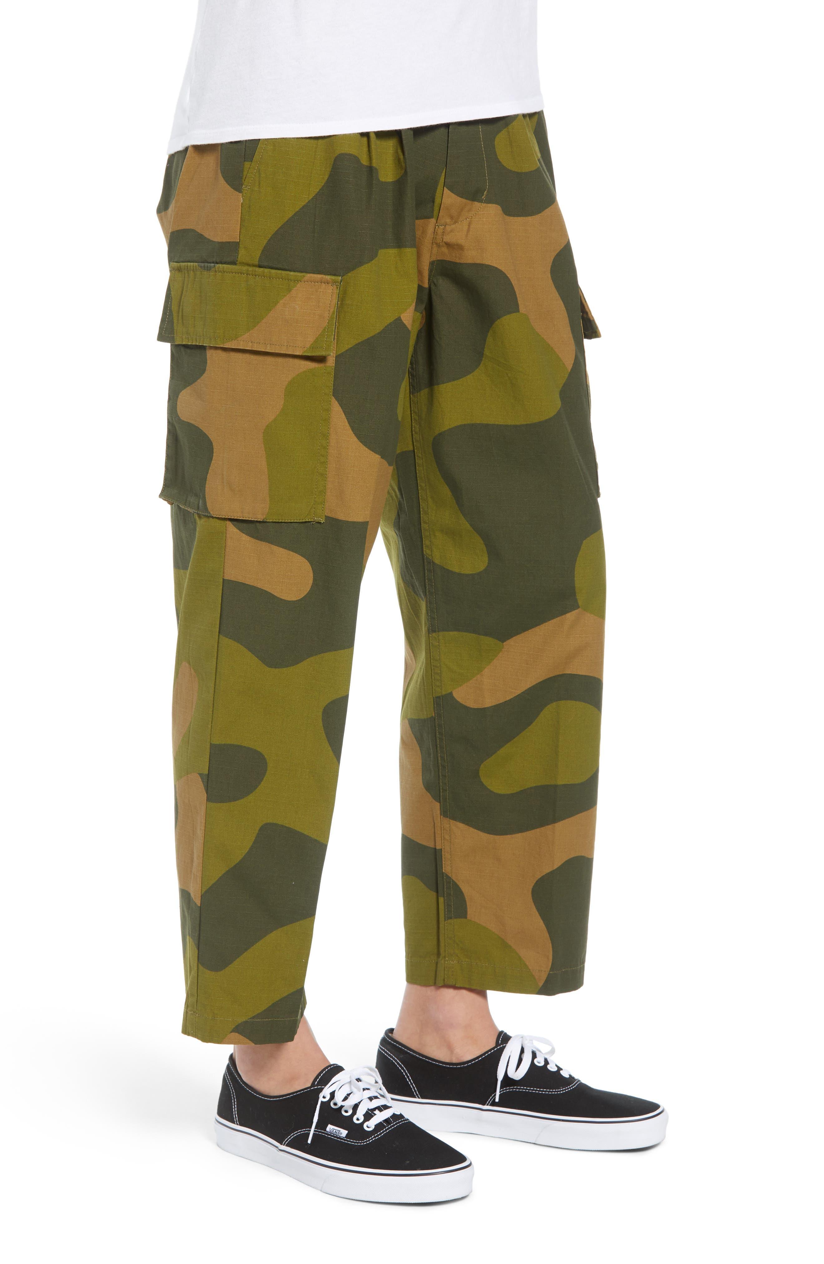 Fubar Relaxed Fit Cargo Pants,                             Alternate thumbnail 3, color,                             305