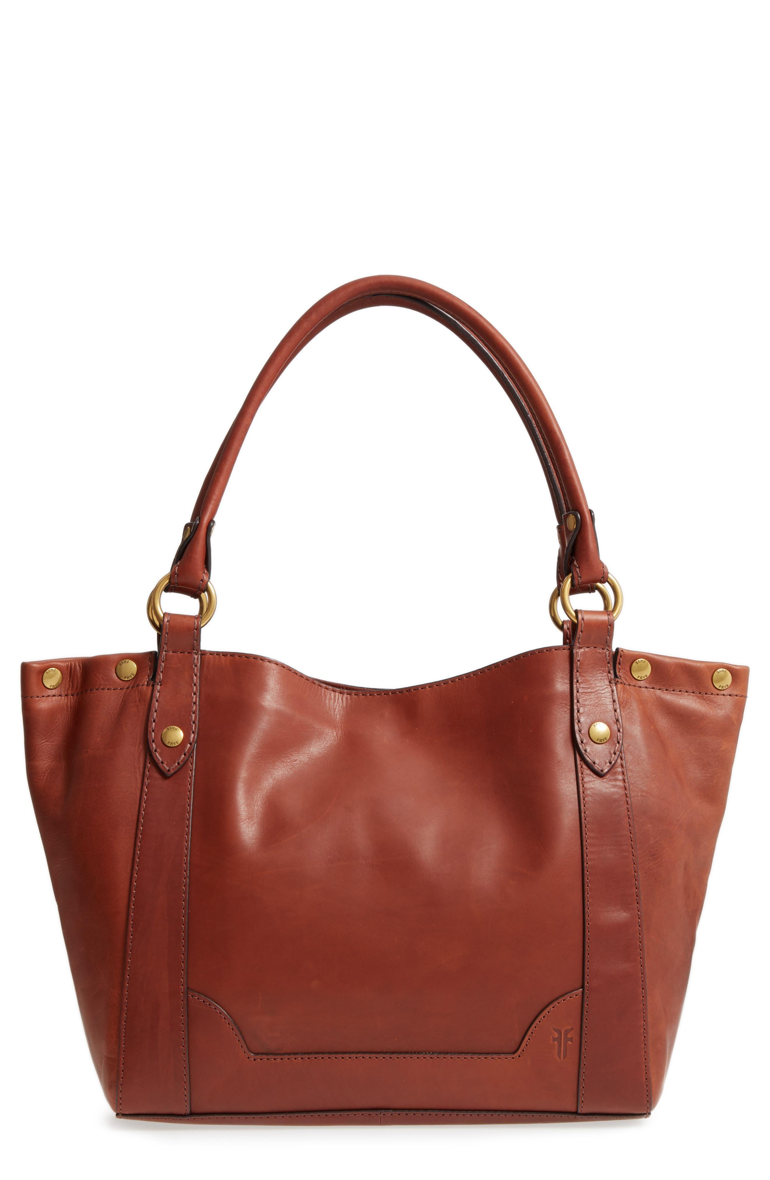 Melissa Leather Shoulder Bag,                             Main thumbnail 2, color,