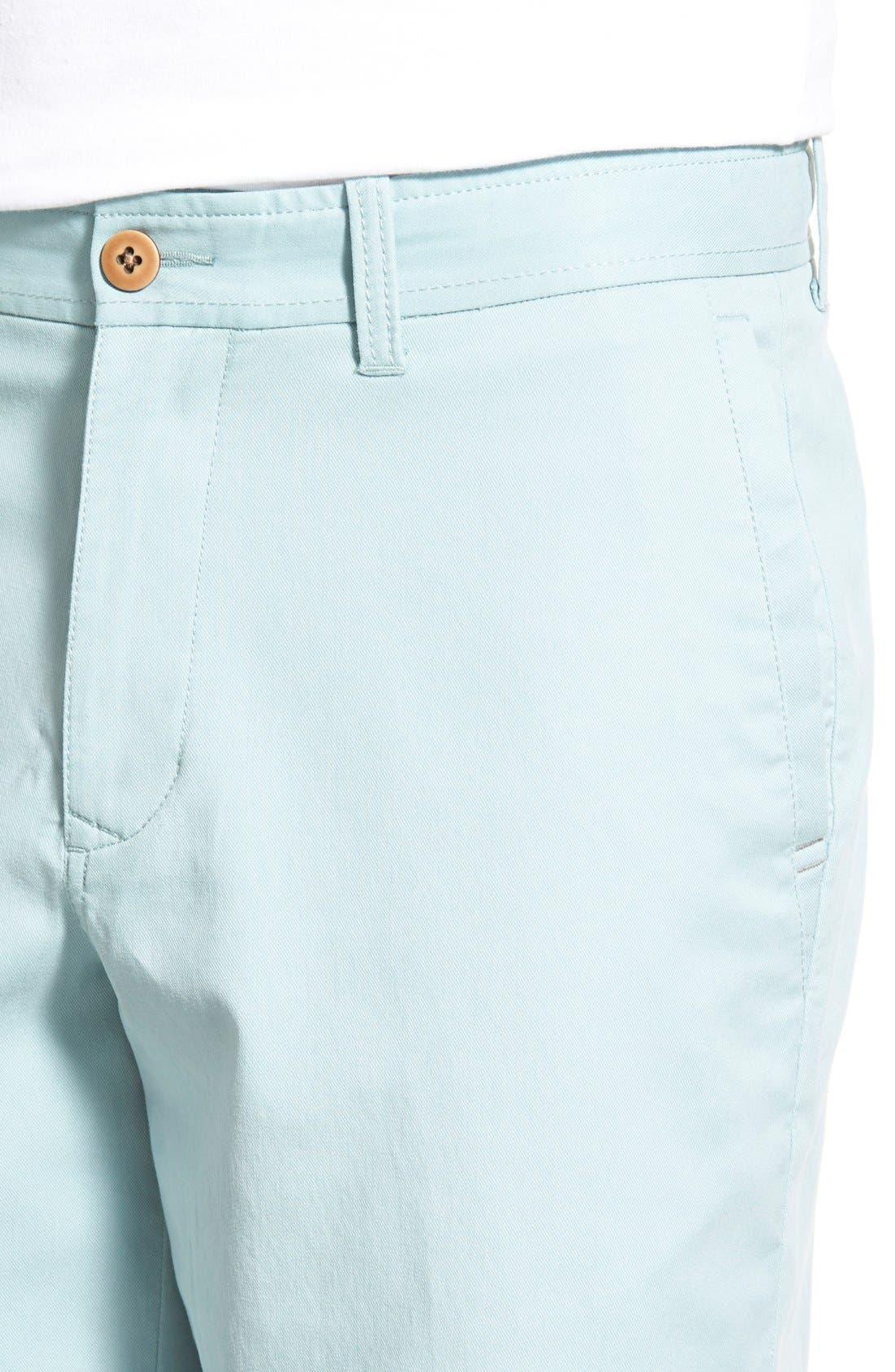 'Offshore' Flat Front Shorts,                             Alternate thumbnail 40, color,