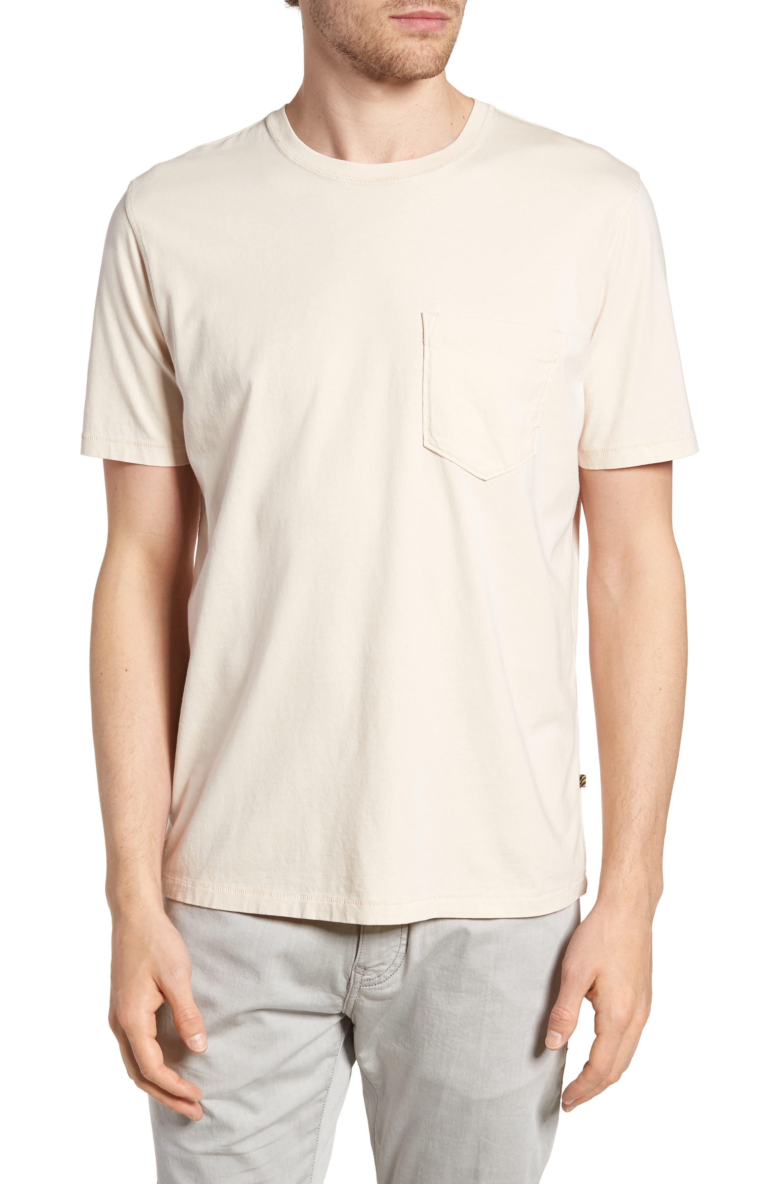 Crewneck T-Shirt,                         Main,                         color, BLUSH