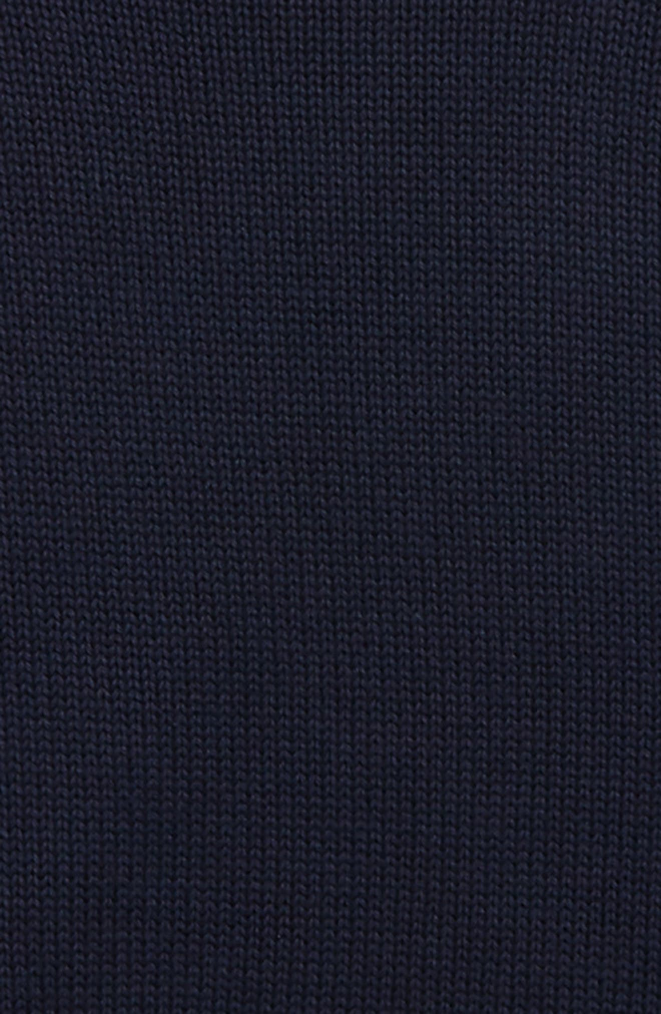 1998 Roll Neck Sweater,                             Alternate thumbnail 2, color,                             NAVY