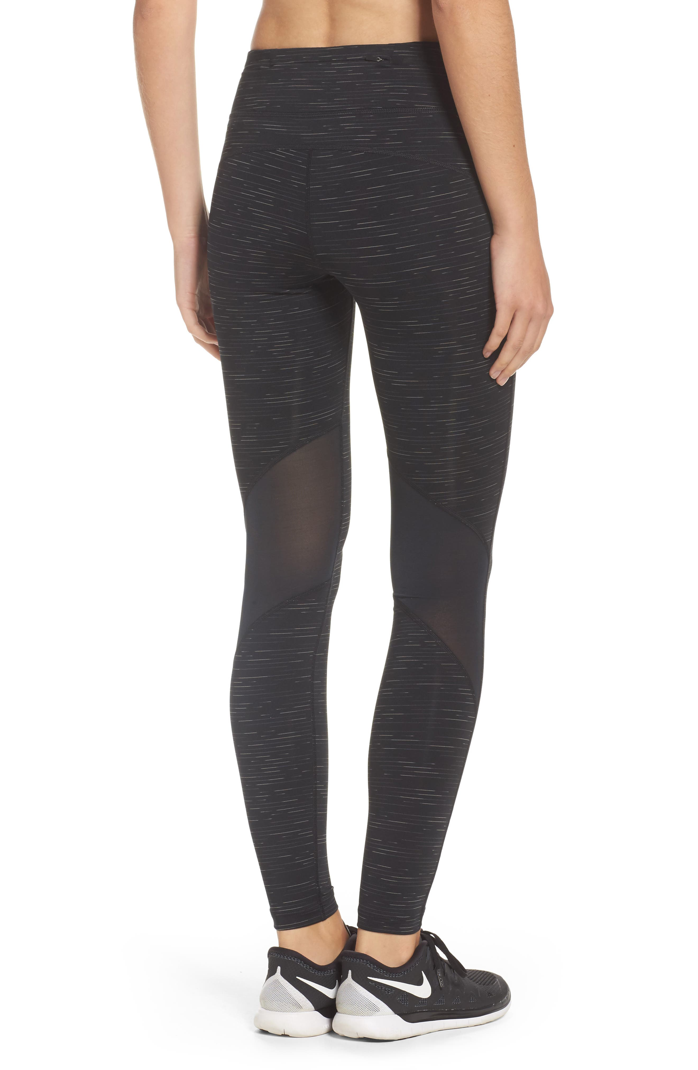 Power Epic Lux Running Tights,                             Alternate thumbnail 2, color,