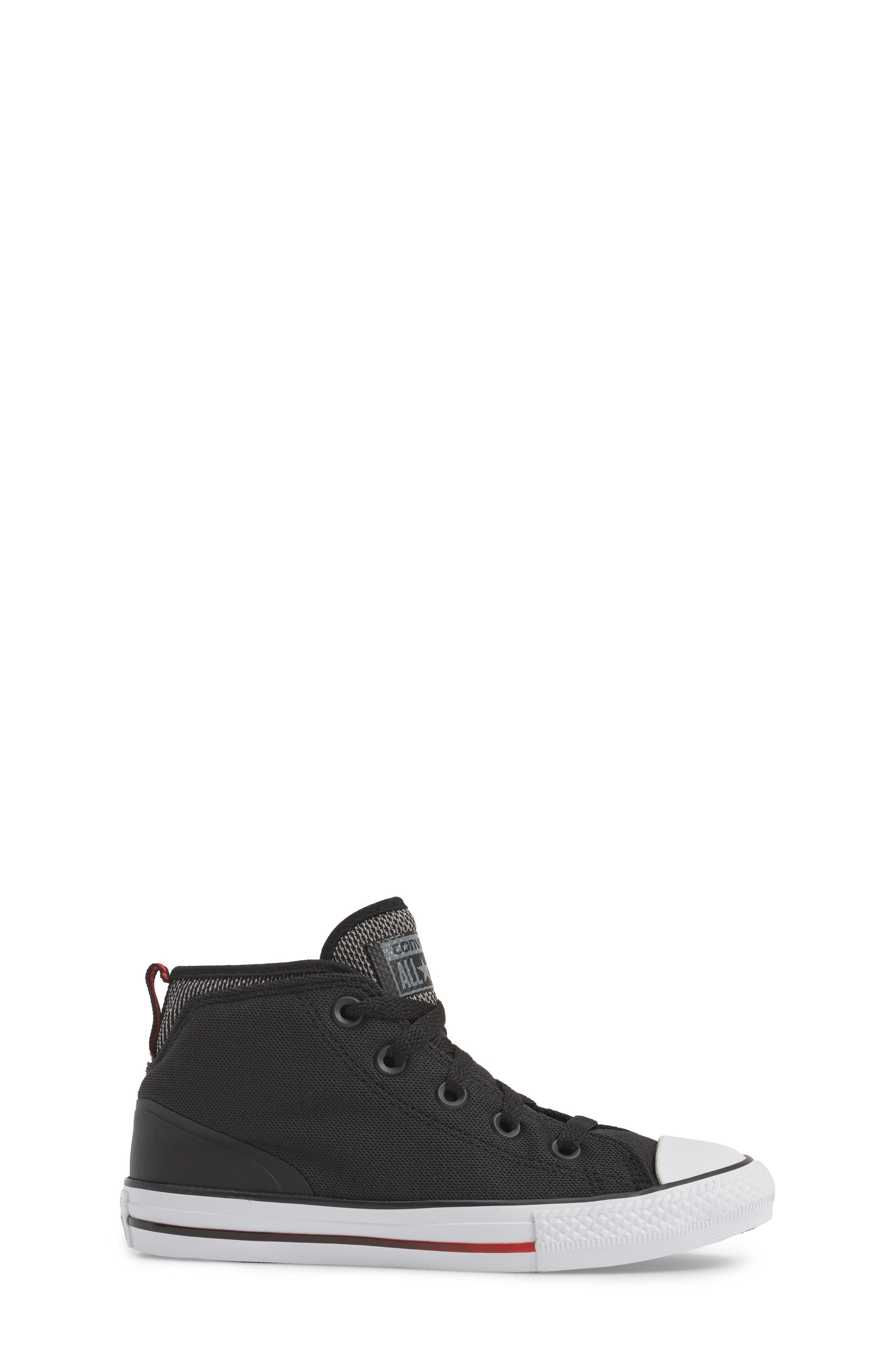Chuck Taylor<sup>®</sup> All Star<sup>®</sup> Syde Street High Top Sneaker,                             Alternate thumbnail 6, color,