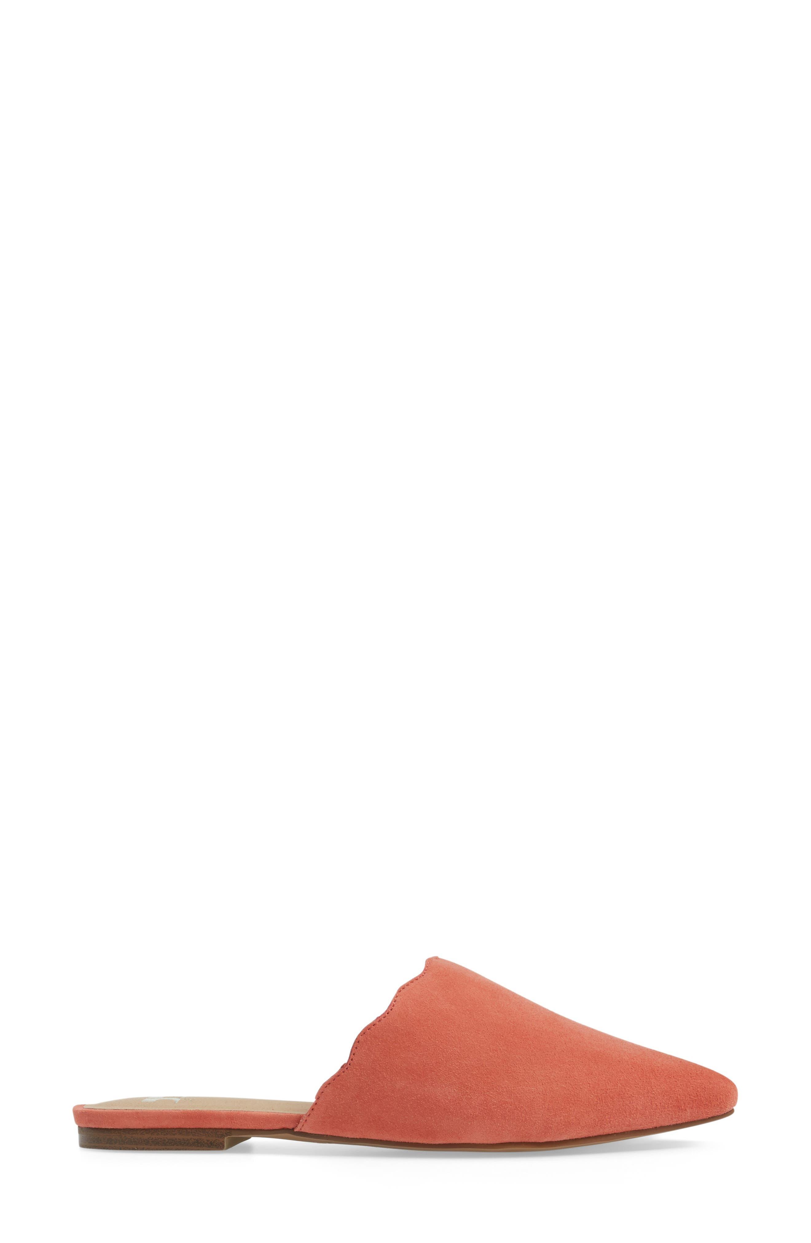 Harper Genuine Calf Hair Mule,                             Alternate thumbnail 22, color,
