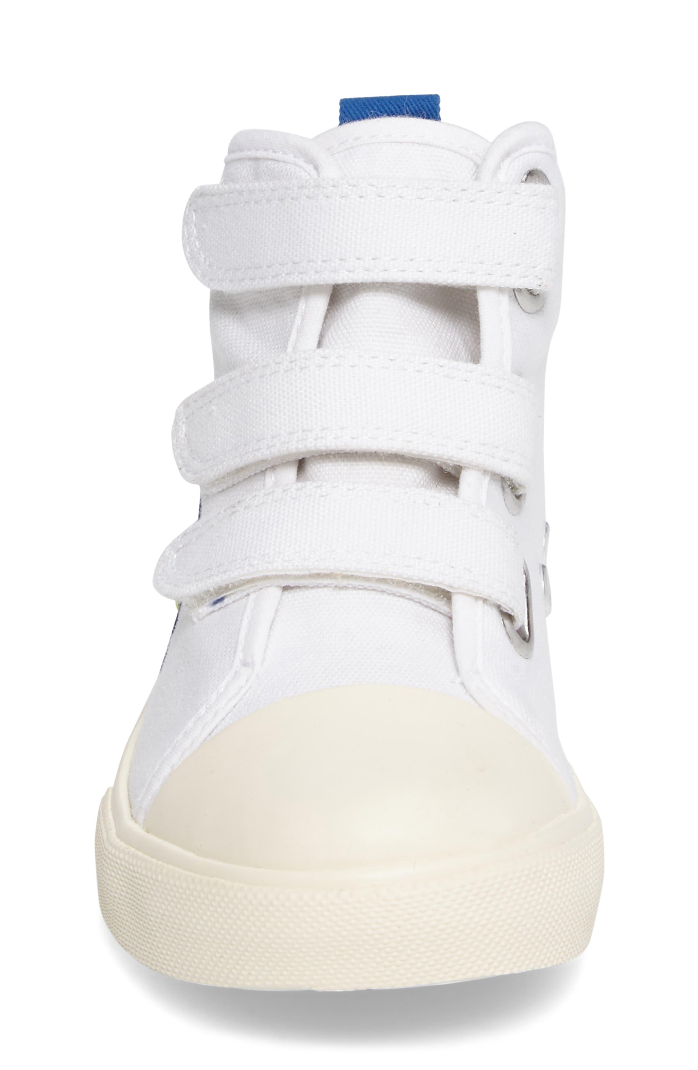 High Top Sneaker,                             Alternate thumbnail 7, color,