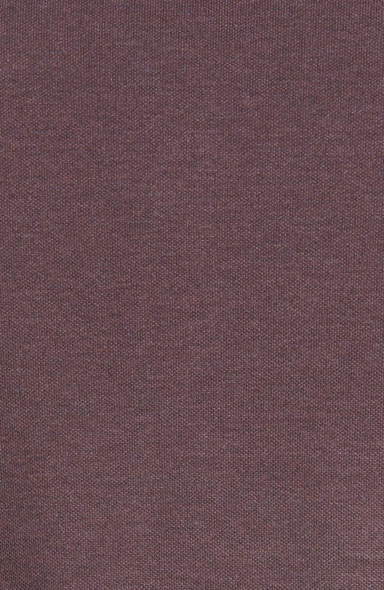 Brit 'Oxford' Long Sleeve Polo,                             Alternate thumbnail 31, color,