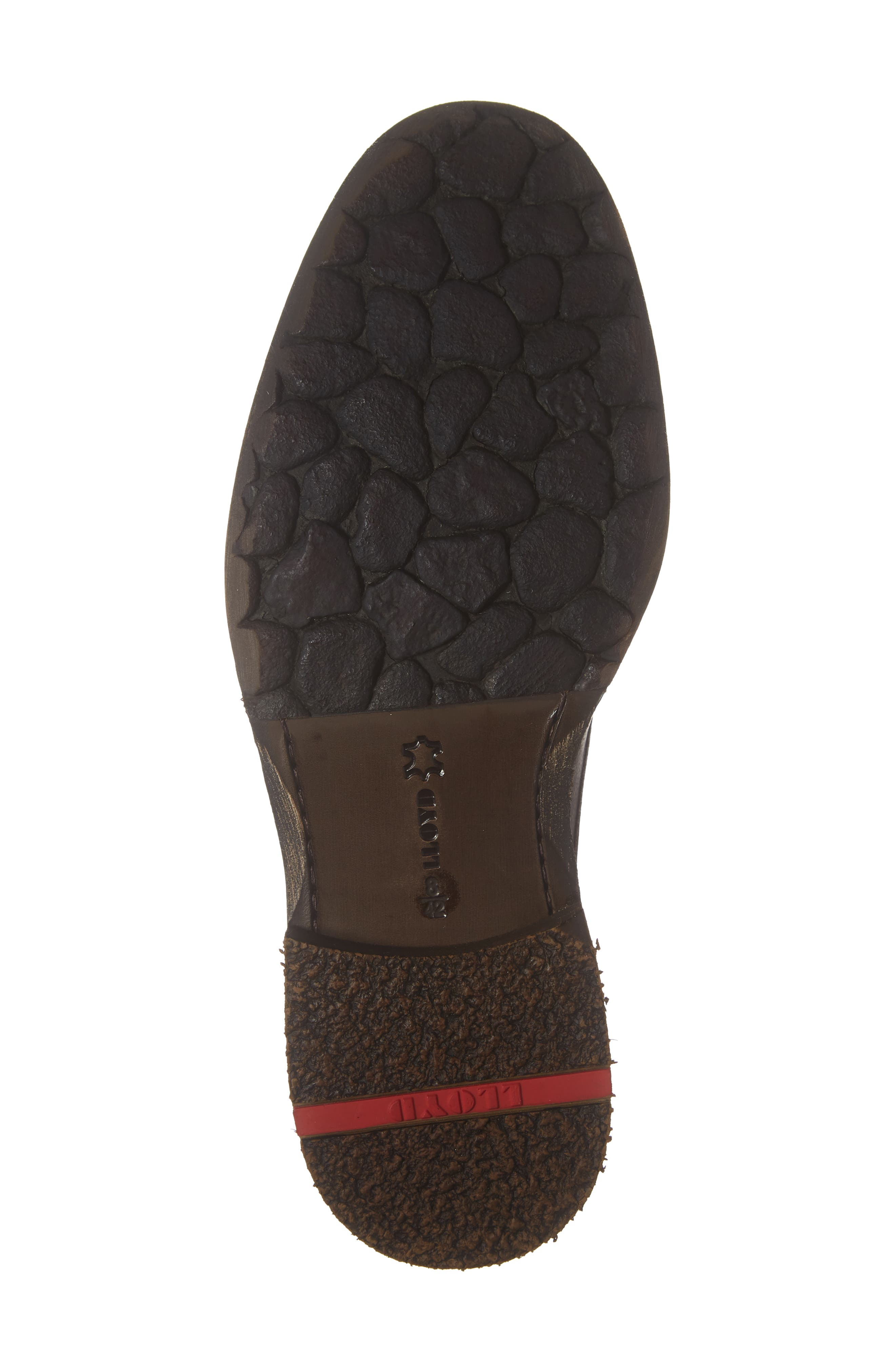 Dingo Plain Toe Boot,                             Alternate thumbnail 6, color,                             TOBACCO LEATHER