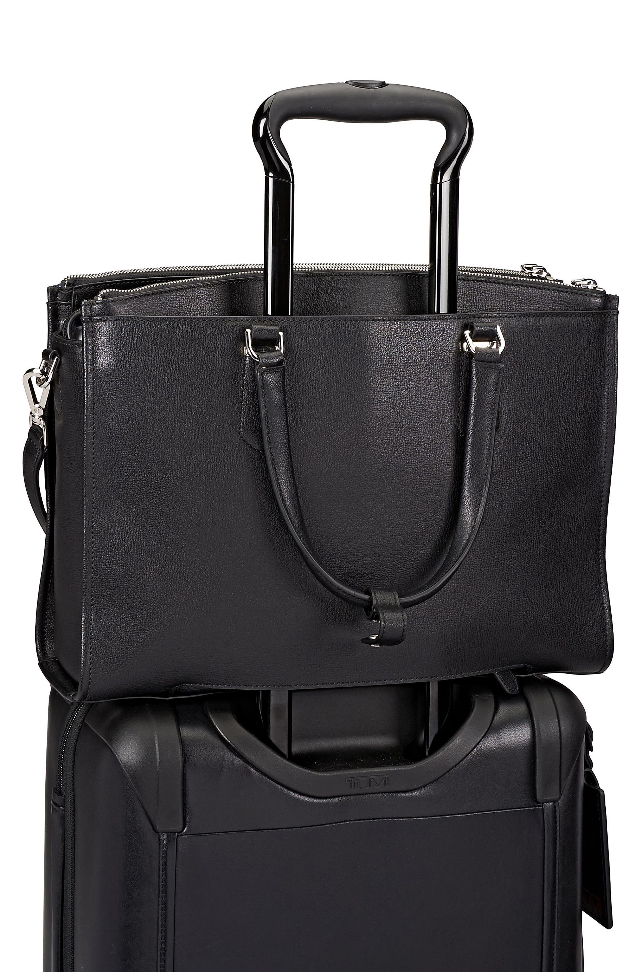 Stanton – Esme Leather Business Briefcase,                             Alternate thumbnail 9, color,