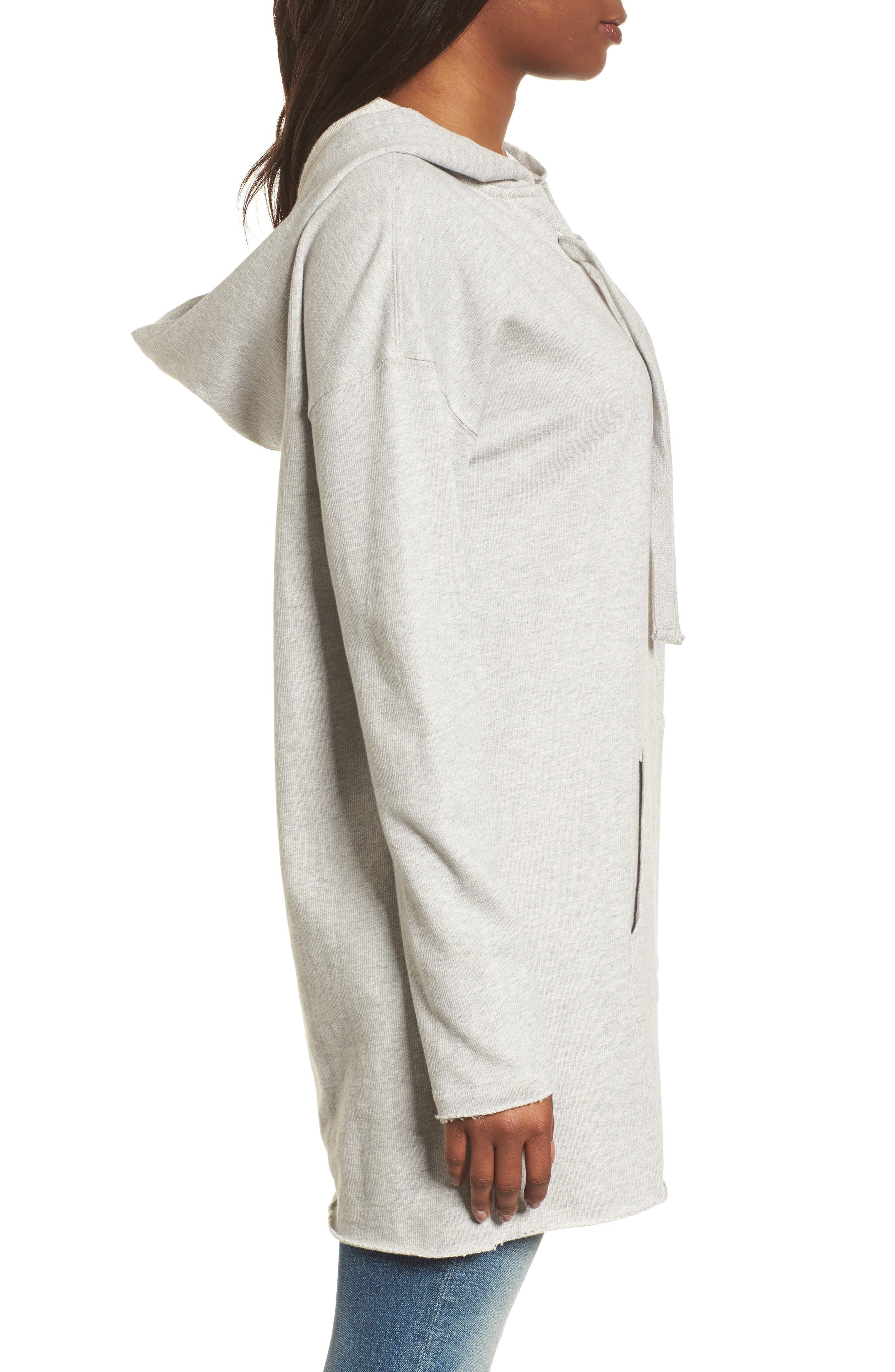 Lower East Hoodie Tunic,                             Alternate thumbnail 5, color,