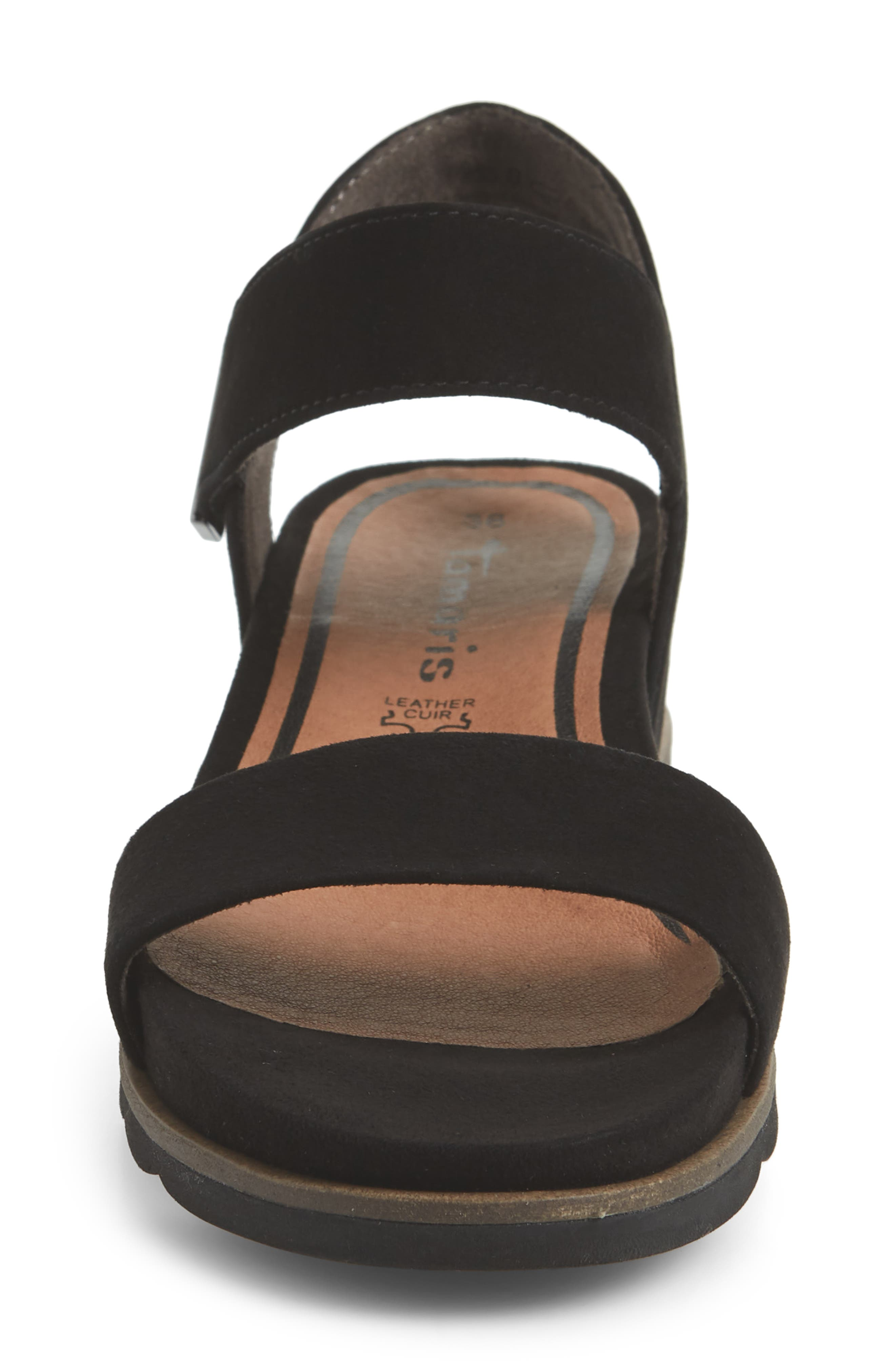 Cory Wedge Sandal,                             Alternate thumbnail 10, color,
