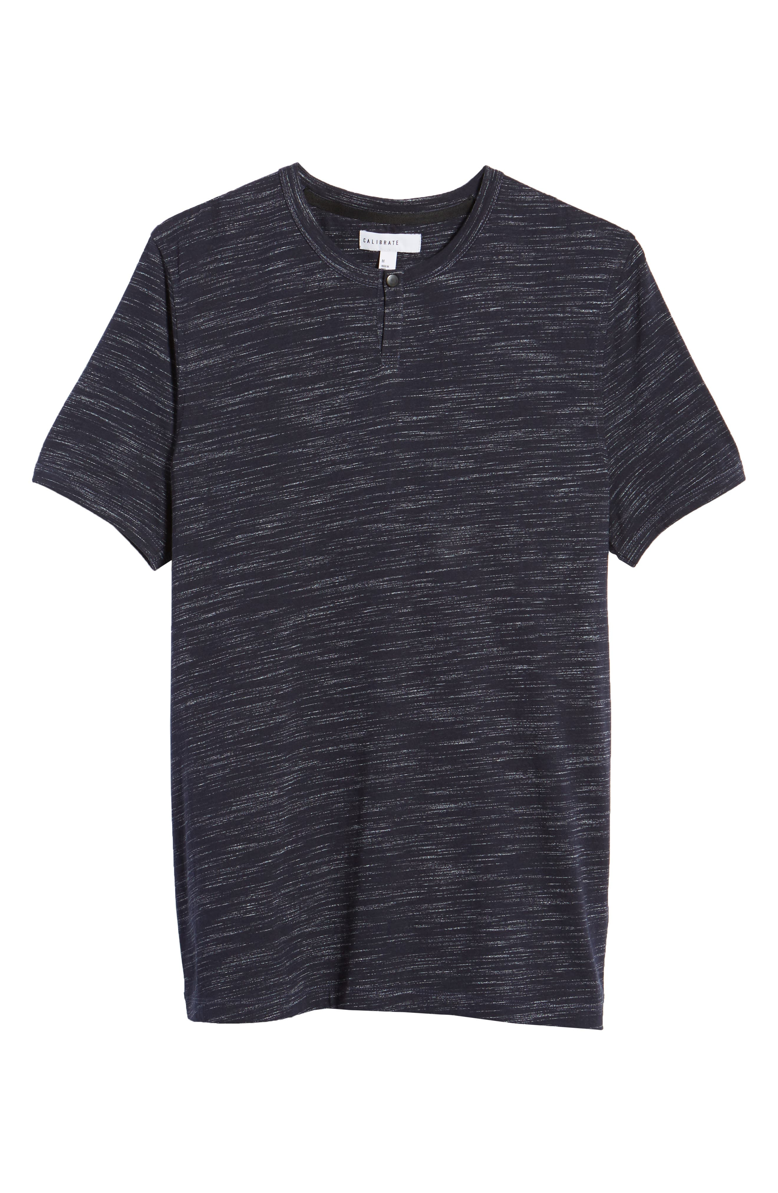 Space Dyed One-Button Henley T-Shirt,                             Alternate thumbnail 29, color,