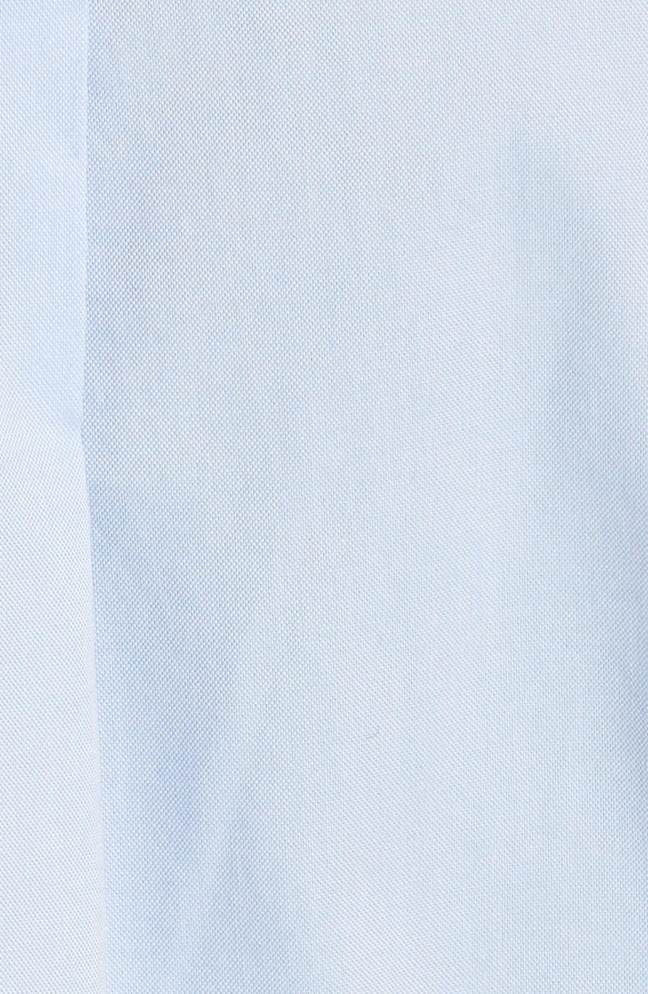 Ruggle Oxford Cotton Shirt,                             Alternate thumbnail 5, color,                             450