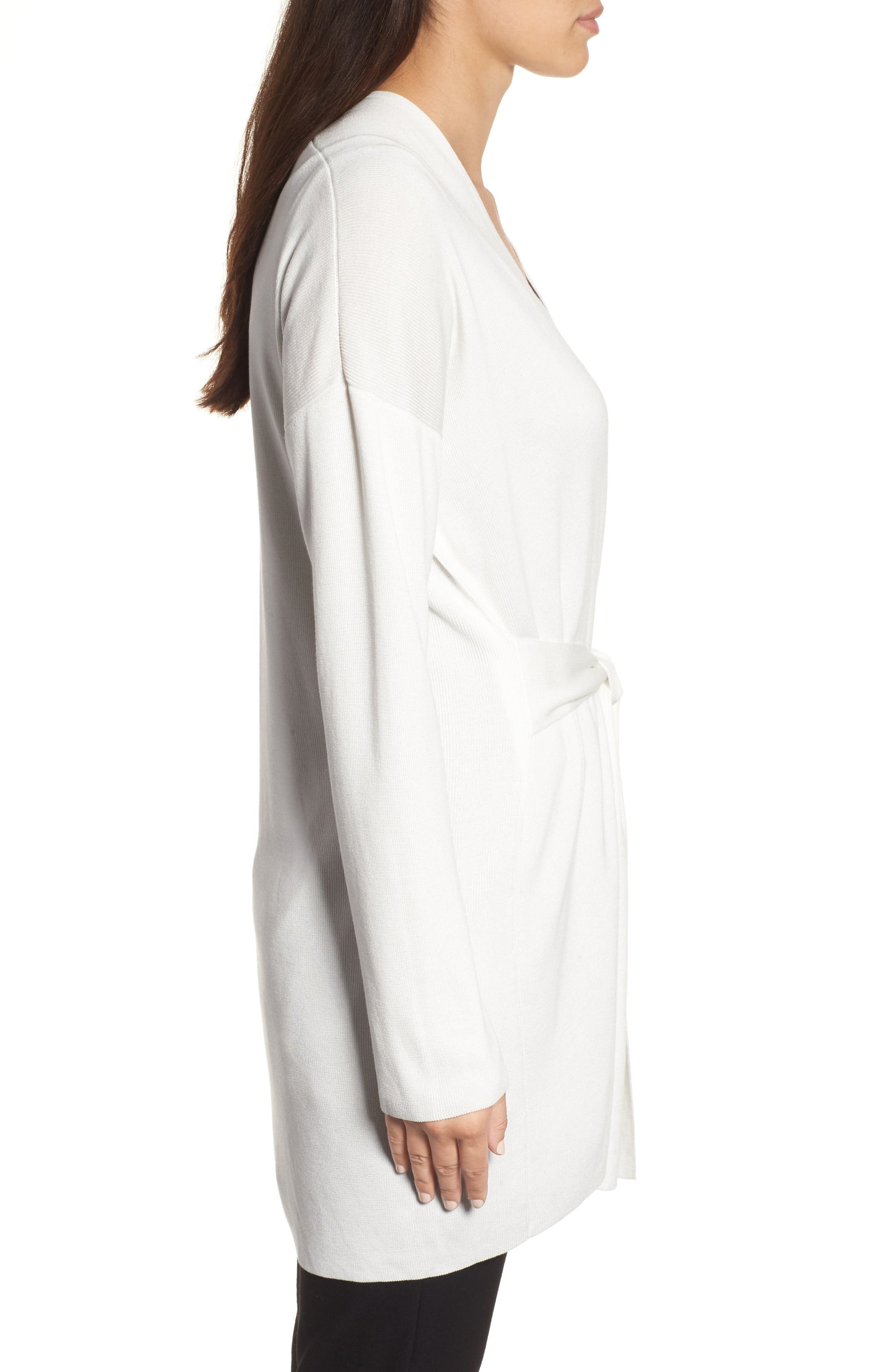 Long Belted Cardigan,                             Alternate thumbnail 10, color,