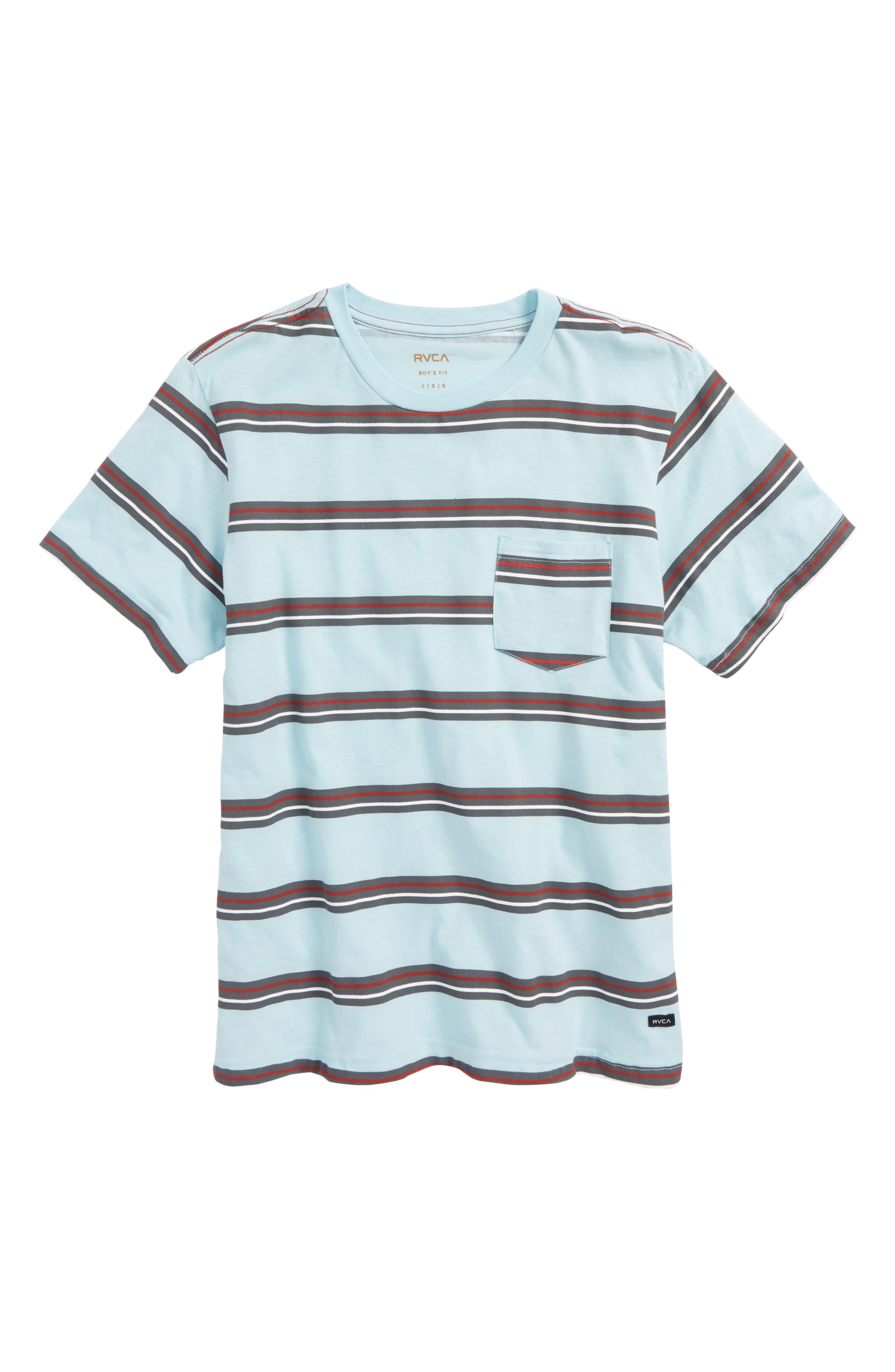 Success Stripe T-Shirt,                         Main,                         color, 020
