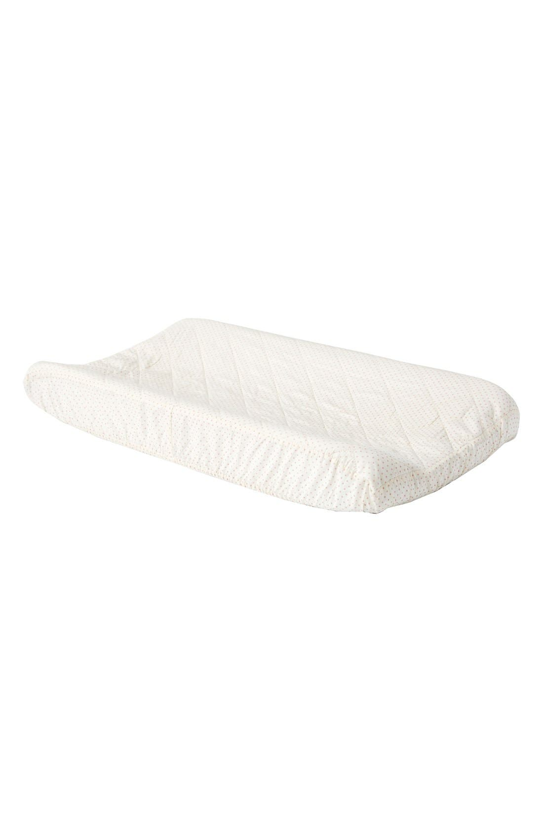 Brushed Cotton Changing Pad Cover,                             Main thumbnail 1, color,                             650