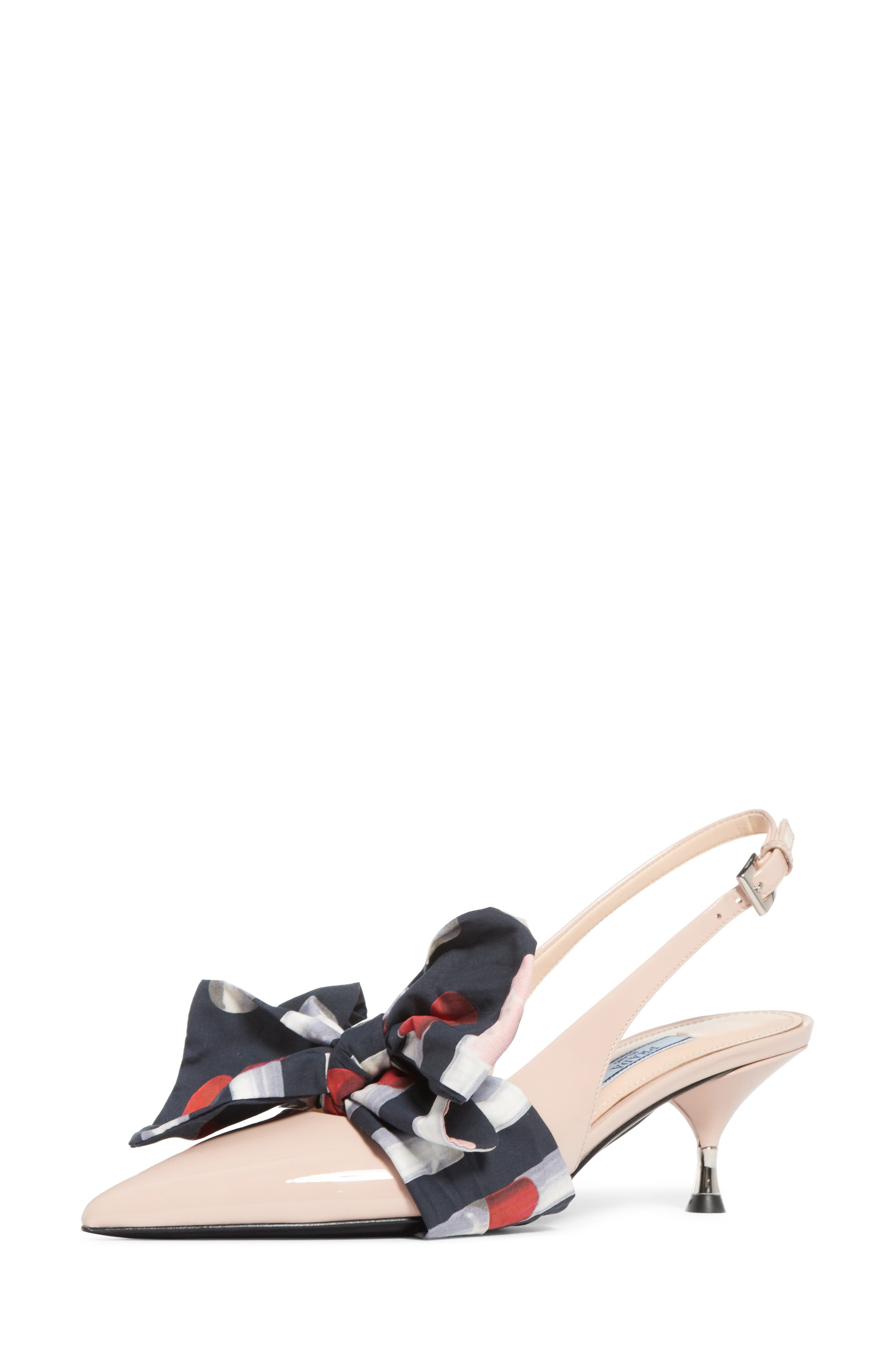 Bow Pointy Toe Pump,                             Alternate thumbnail 2, color,                             CIPRIA