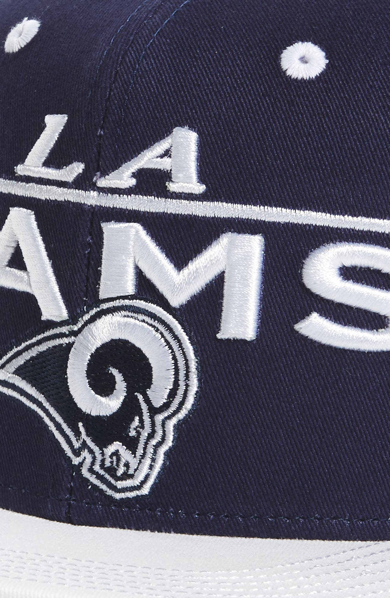 NFL Logo Retro Bar Baseball Cap,                             Alternate thumbnail 38, color,