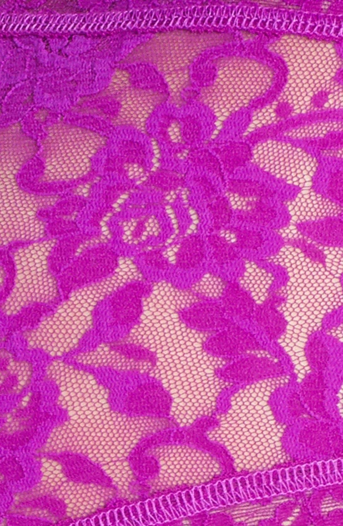 'Signature Lace' Boyshorts,                             Alternate thumbnail 317, color,