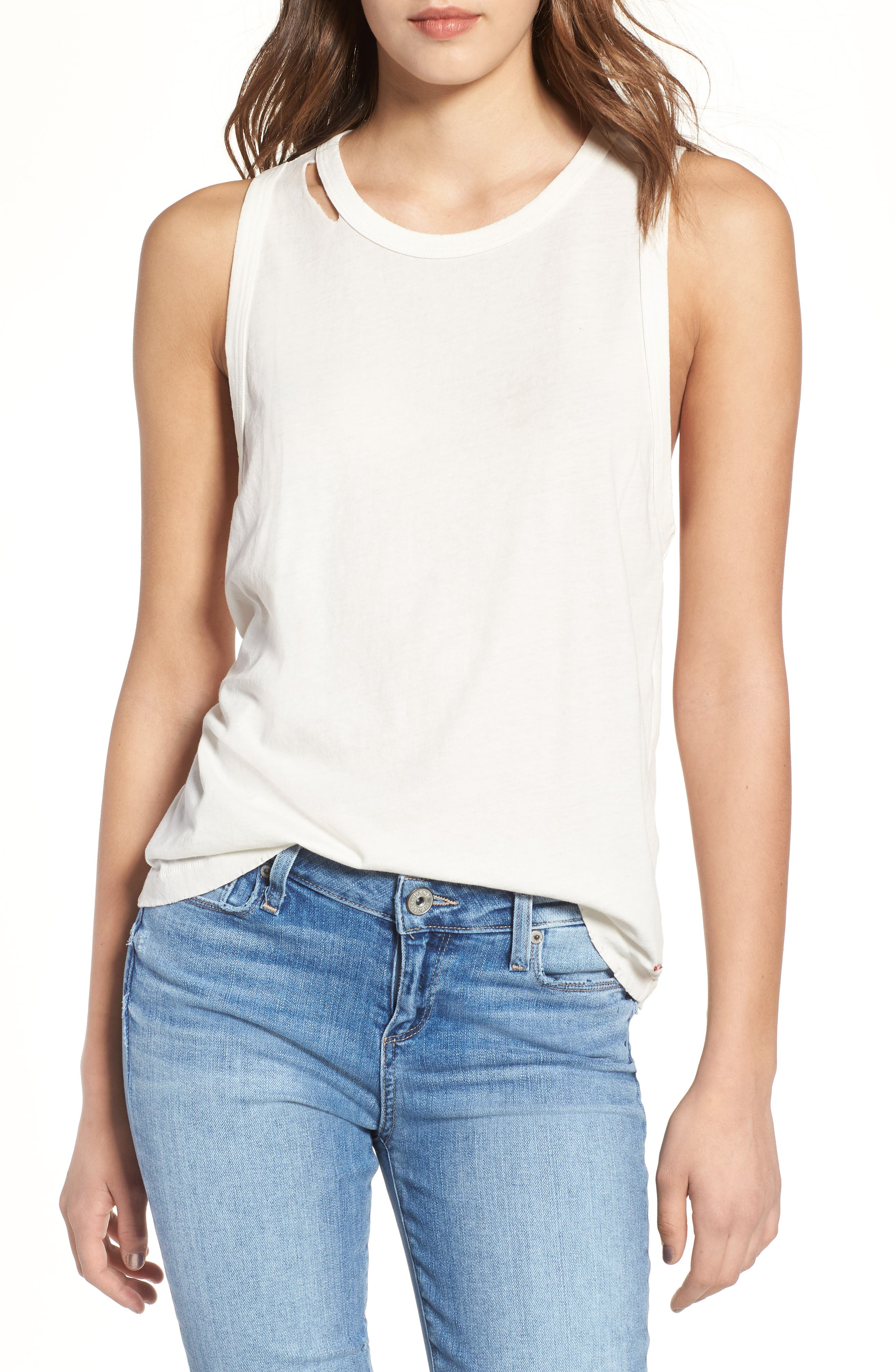 Crystal Deconstructed Tank,                         Main,                         color, 101