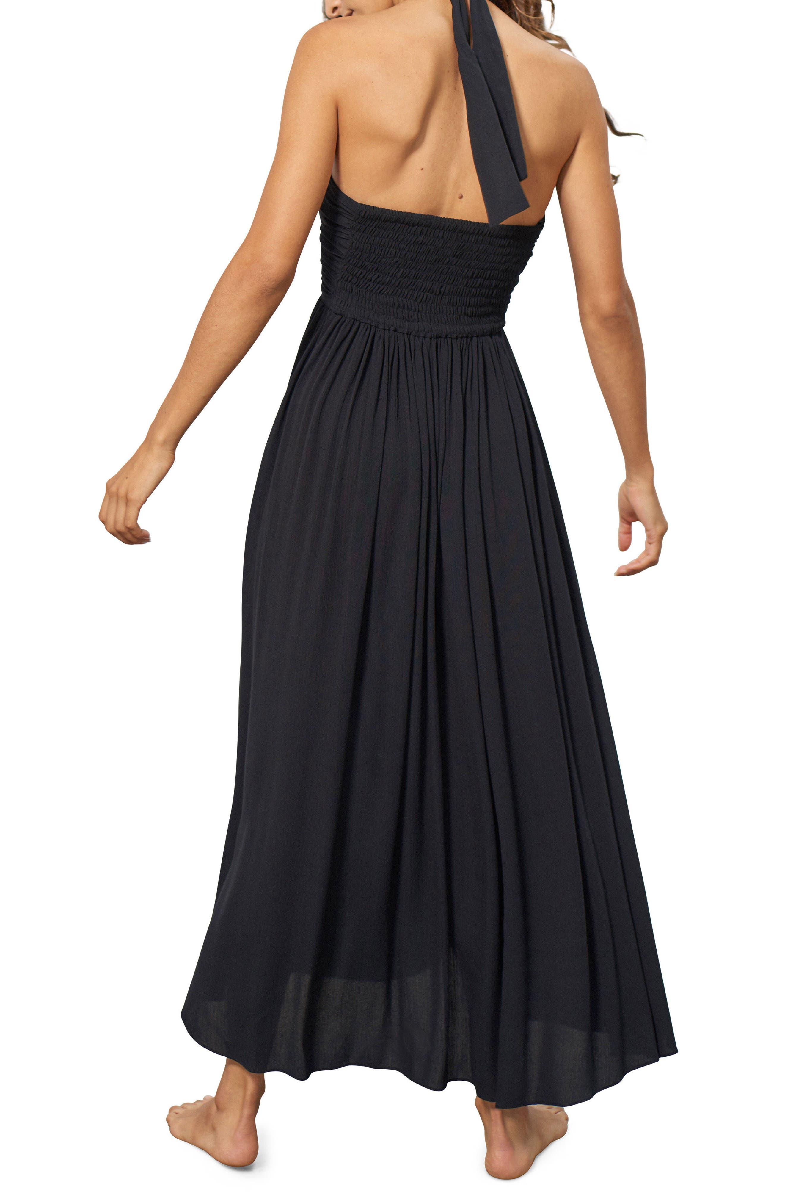 MARA HOFFMAN,                             Annika Cover-Up Dress,                             Alternate thumbnail 2, color,                             001