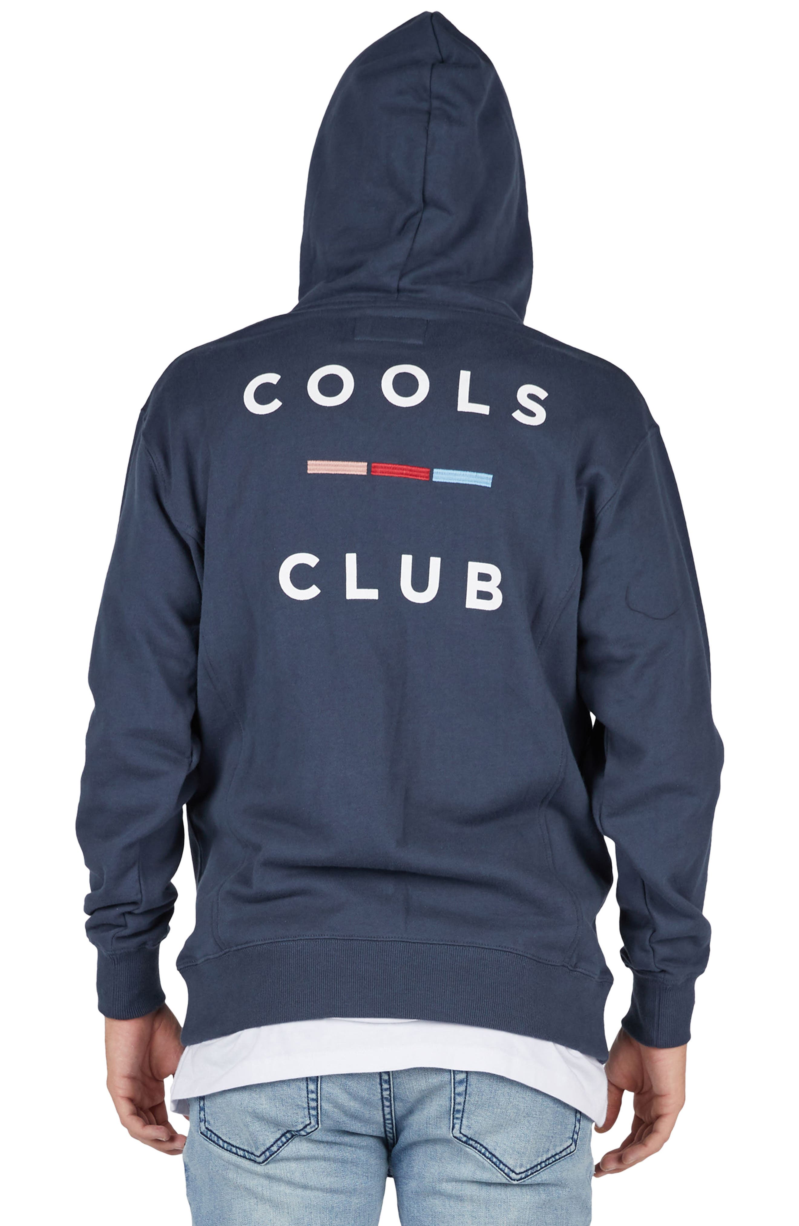 Cools Club Hoodie,                             Alternate thumbnail 2, color,                             411