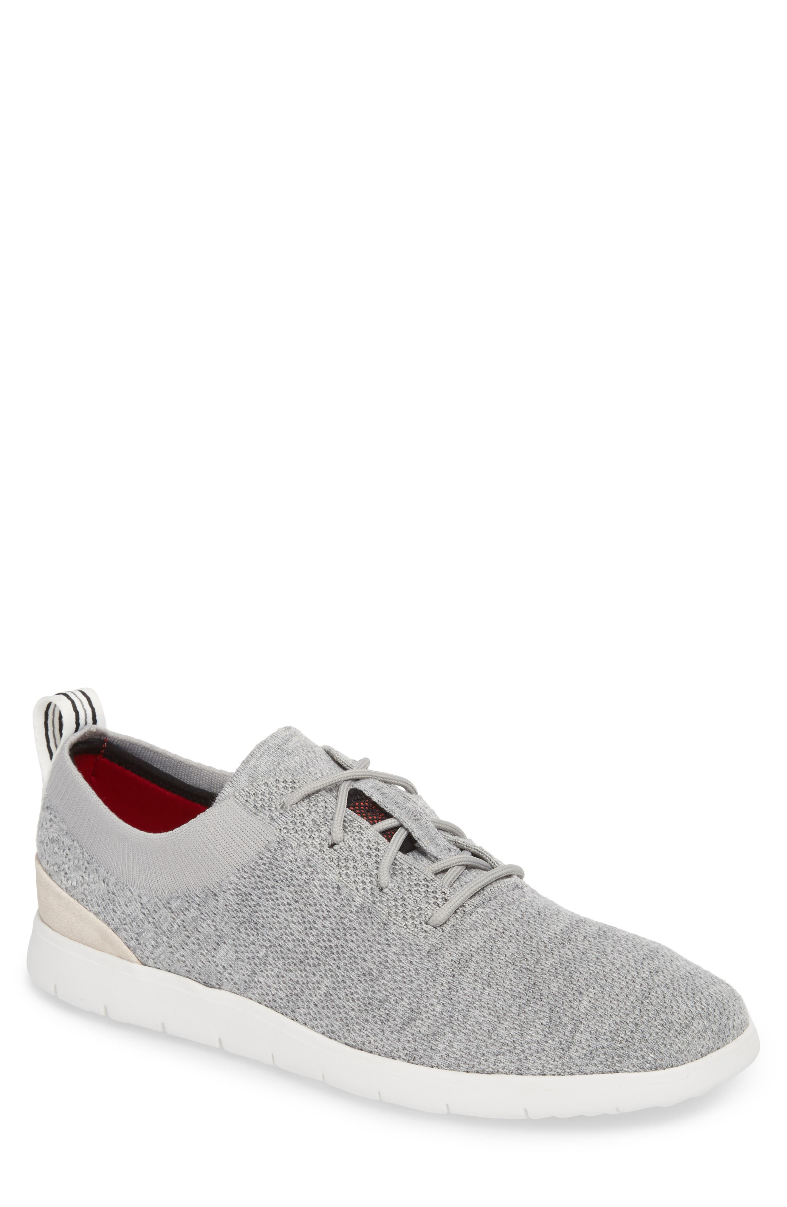 Feli HyperWeave Sneaker,                             Main thumbnail 1, color,                             SEAL LEATHER
