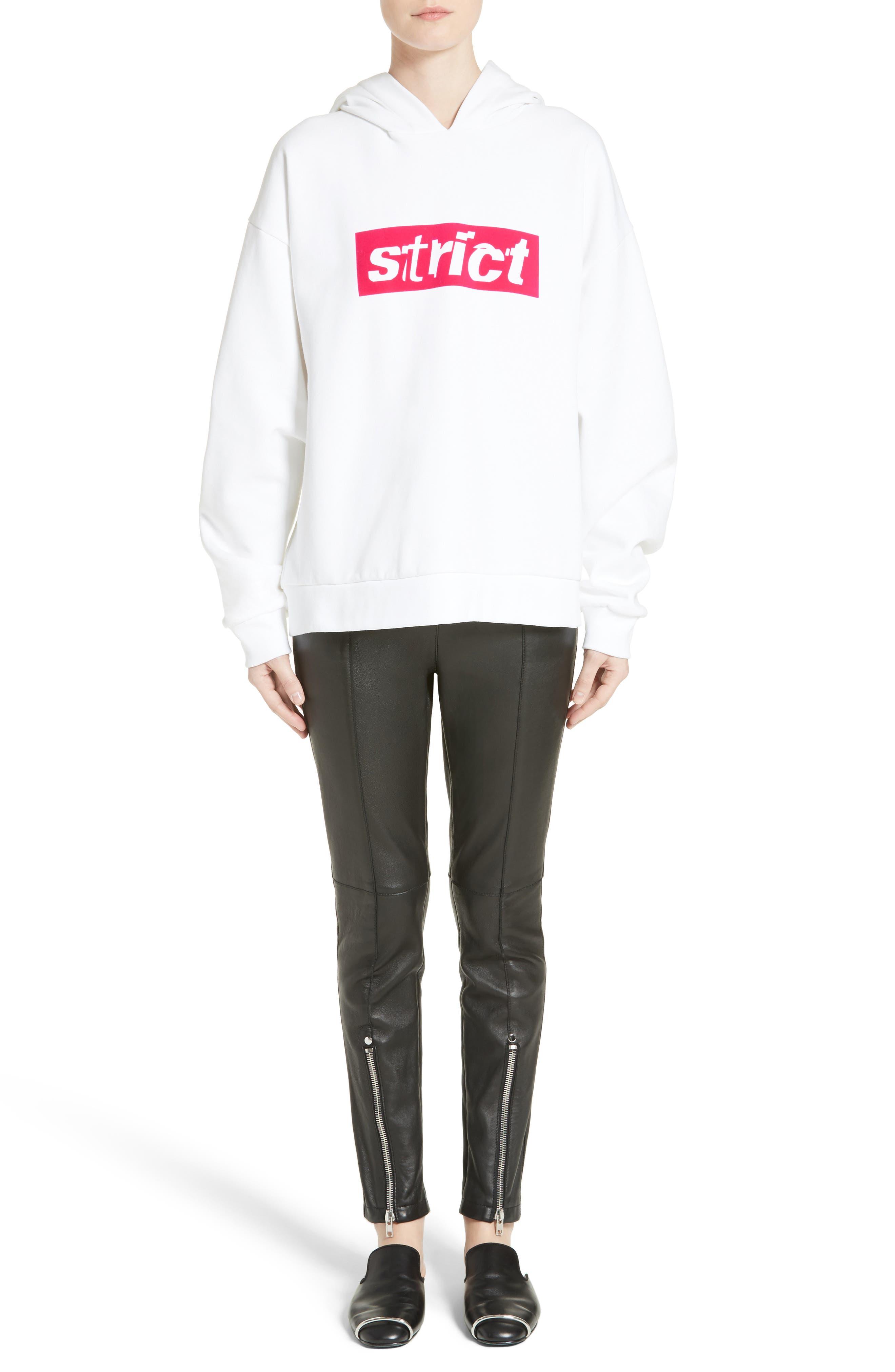 Graphic Hooded Sweatshirt,                             Alternate thumbnail 6, color,                             101