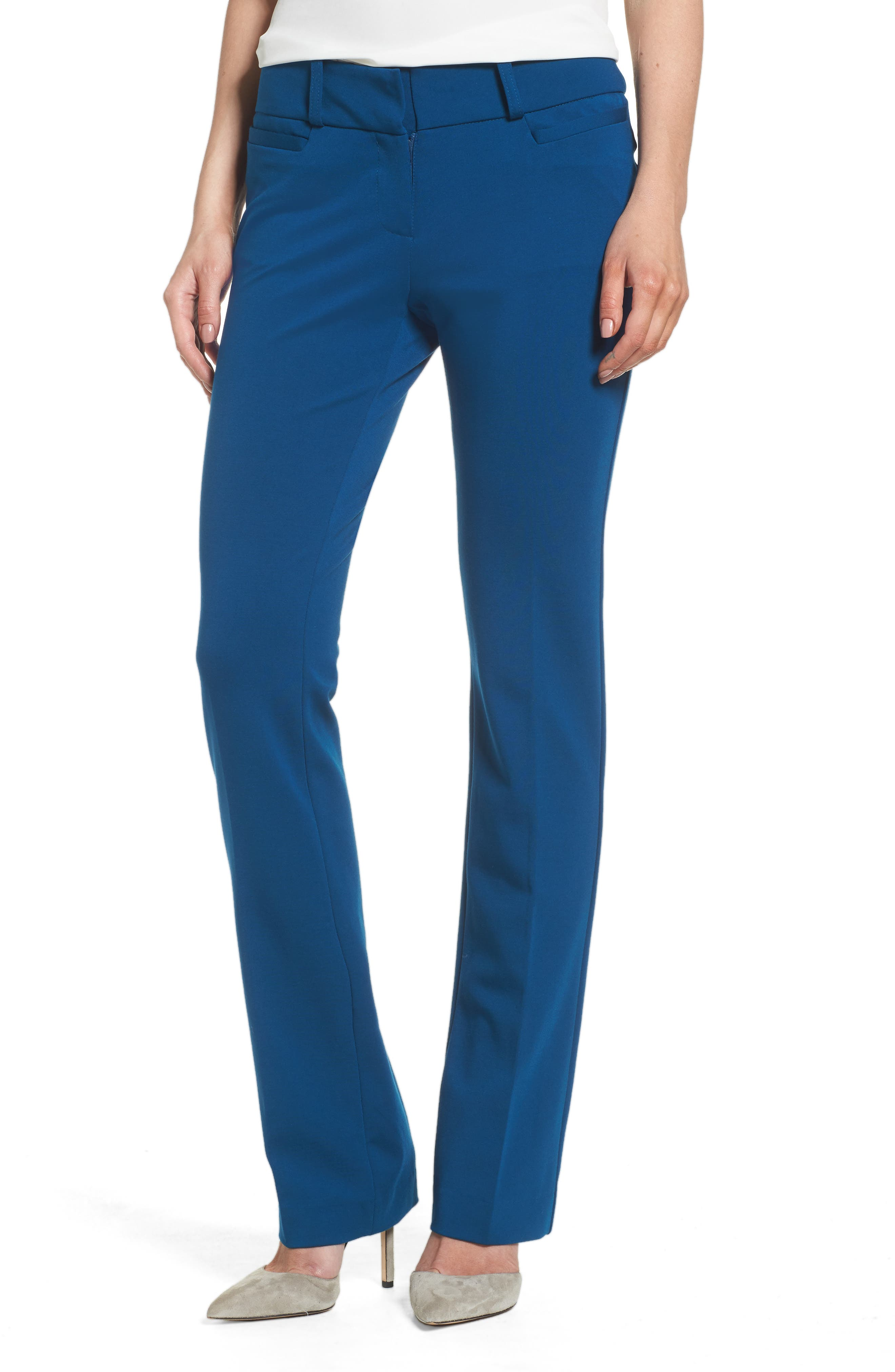 Jane Brown Trousers,                         Main,                         color, NEW NAVY