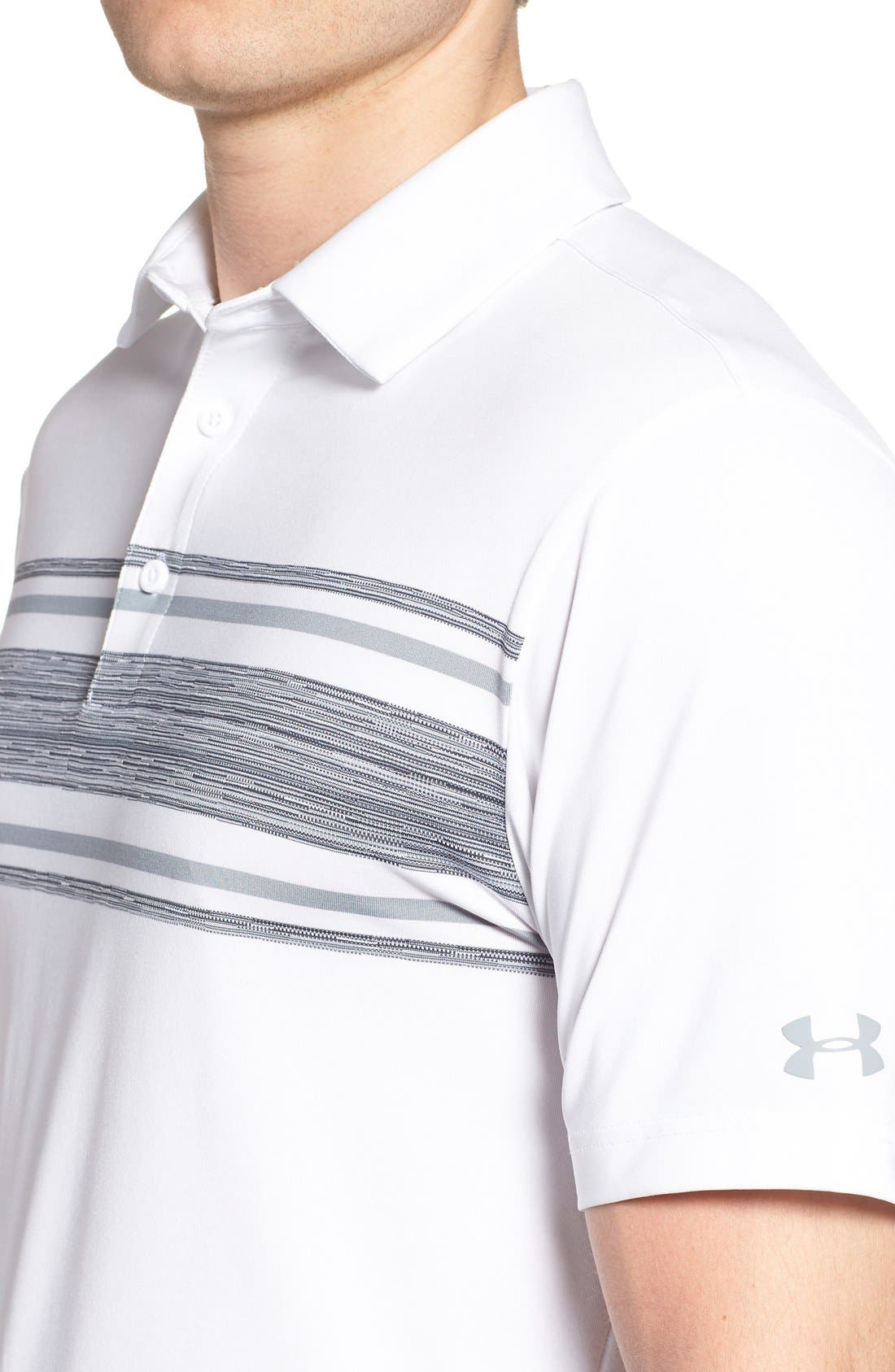 'Playoff' Loose Fit Short Sleeve Polo,                             Alternate thumbnail 248, color,