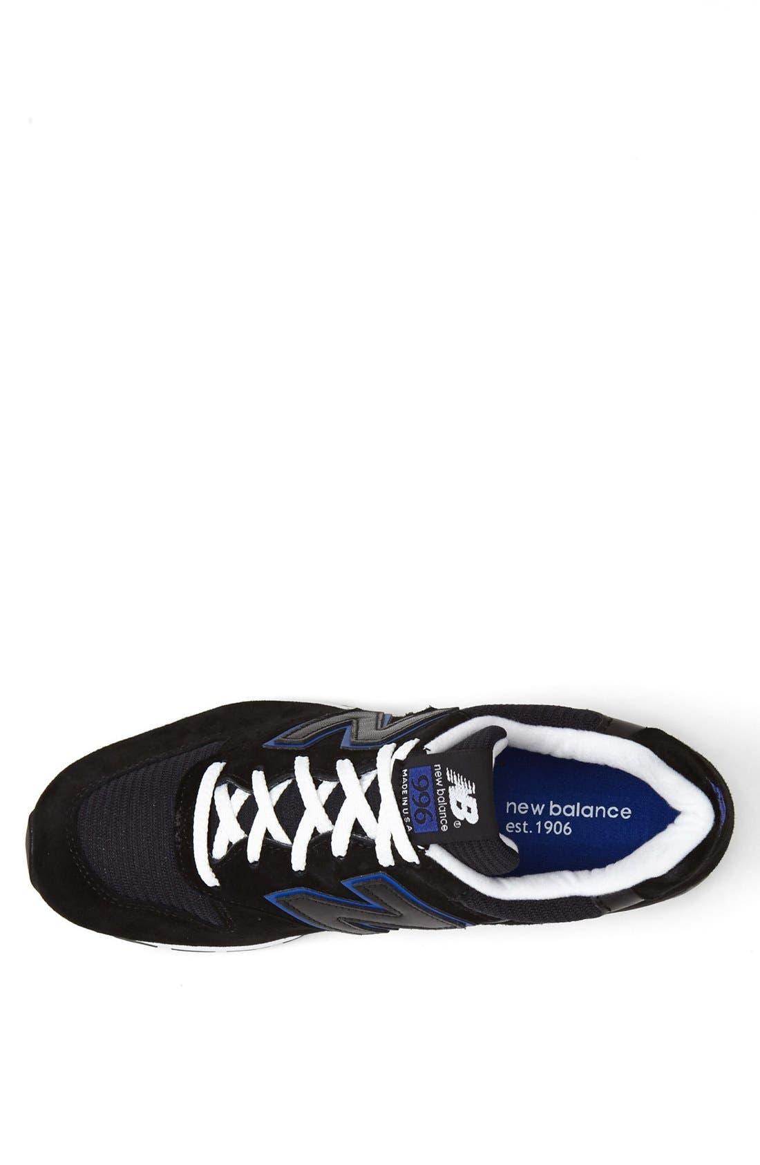 '996' Sneaker,                             Alternate thumbnail 2, color,                             001