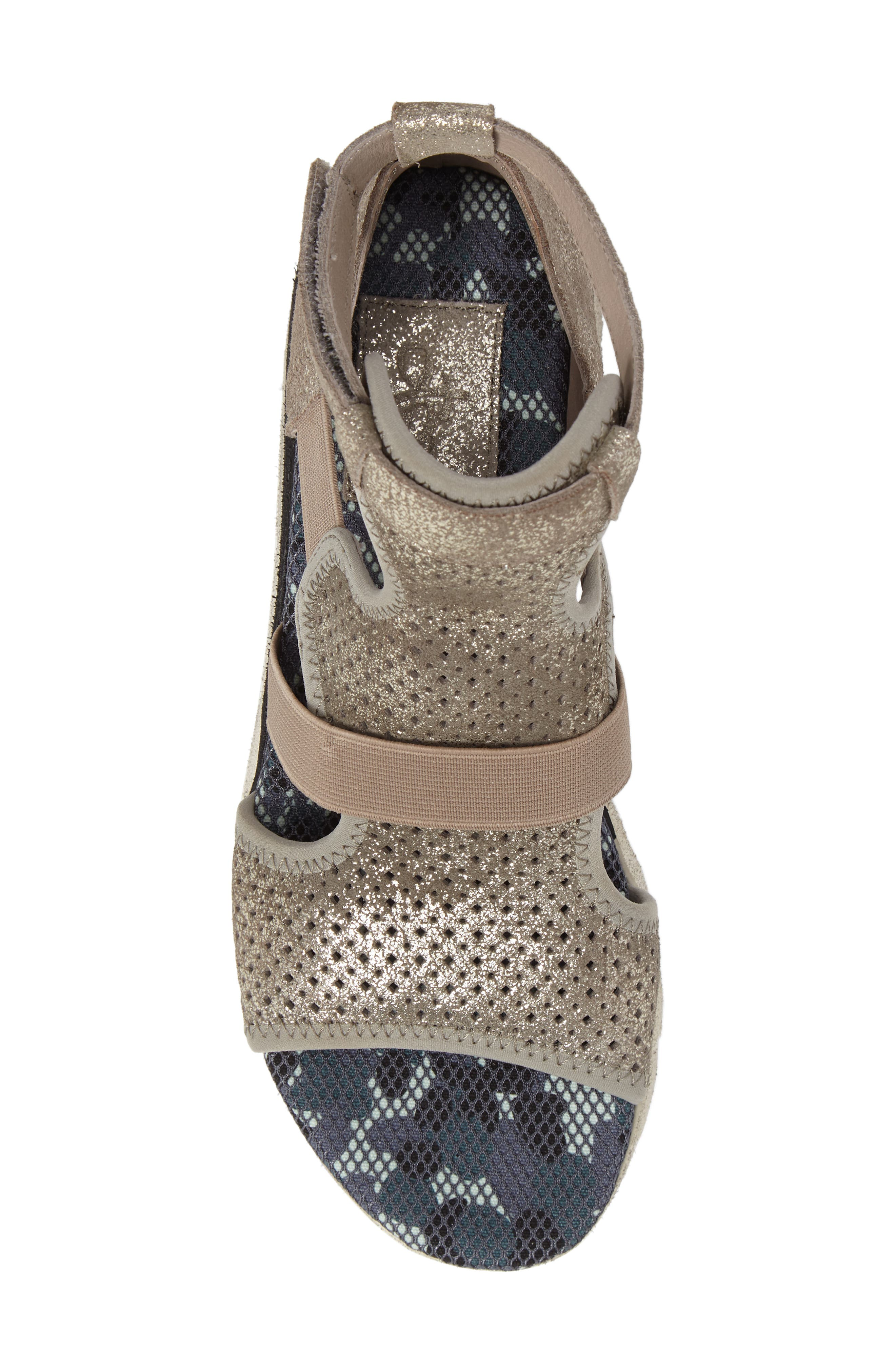 Astro Perforated Gladiator Sandal,                             Alternate thumbnail 14, color,