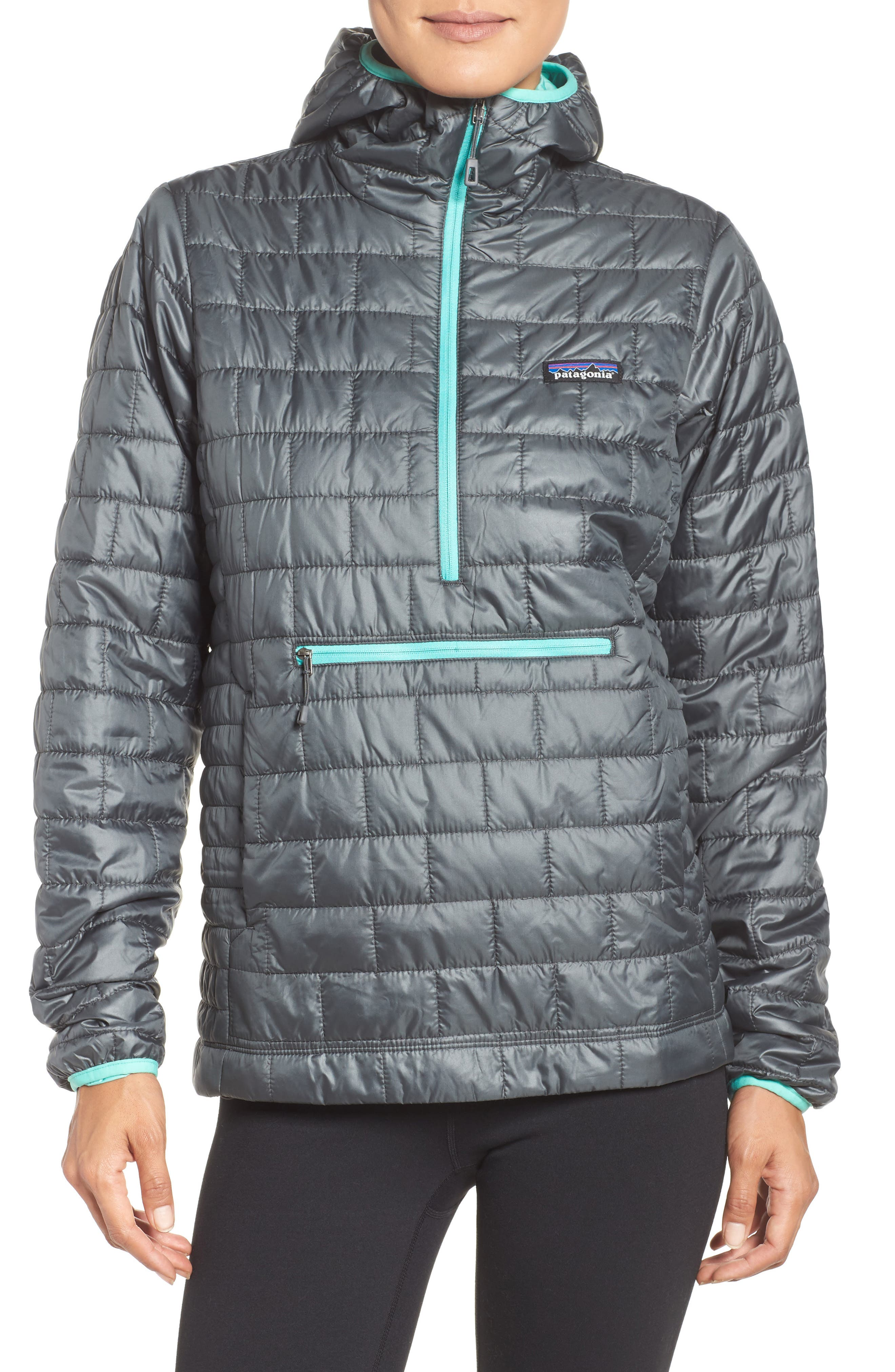 Nano Puff<sup>®</sup> Bivy Water Resistant Jacket,                             Alternate thumbnail 10, color,