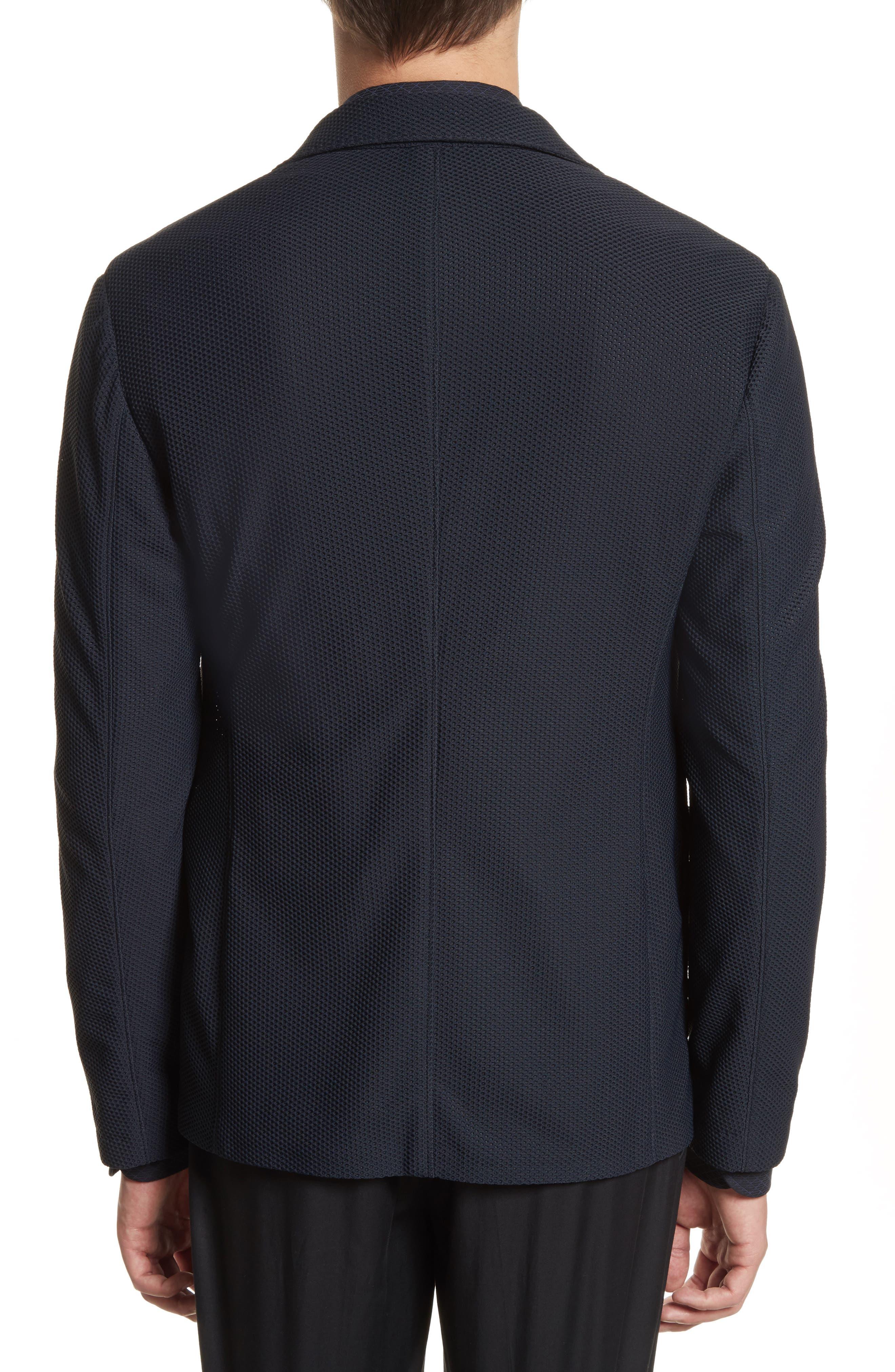 Mesh Knit Jacket,                             Alternate thumbnail 2, color,                             465